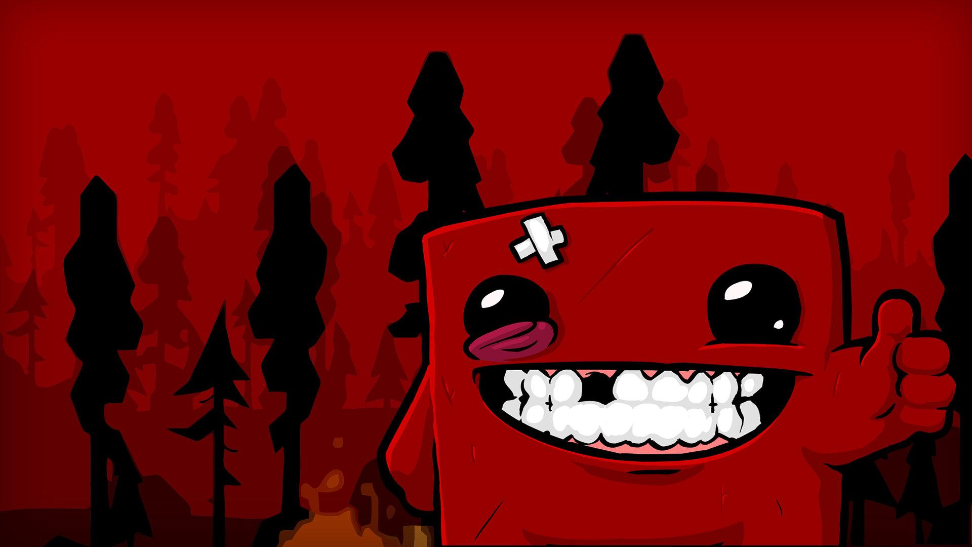 Super Meat Boy Free Download Pc