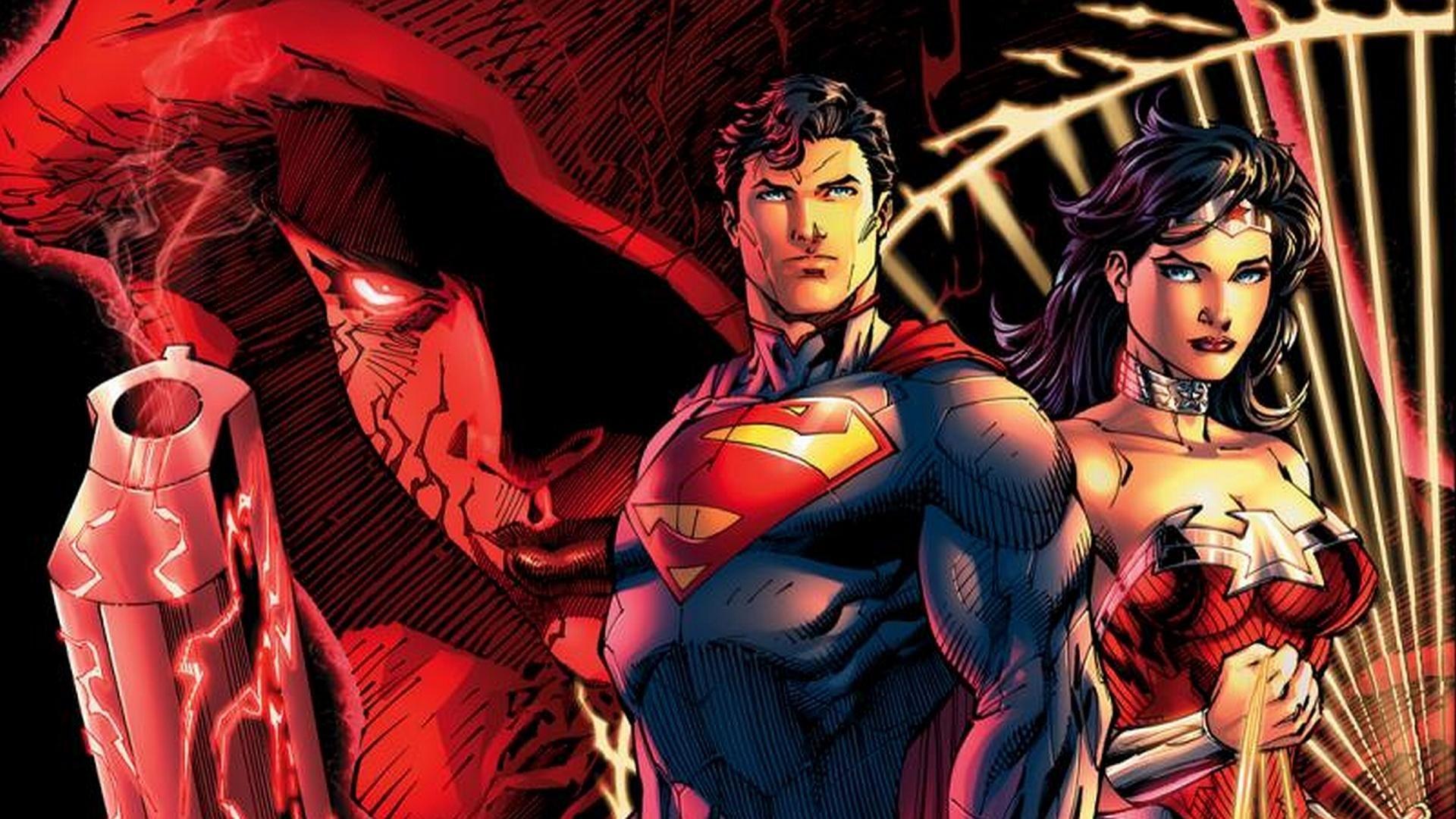 DC Comics wallpapers 1920x1080 Full HD (1080p) desktop ...