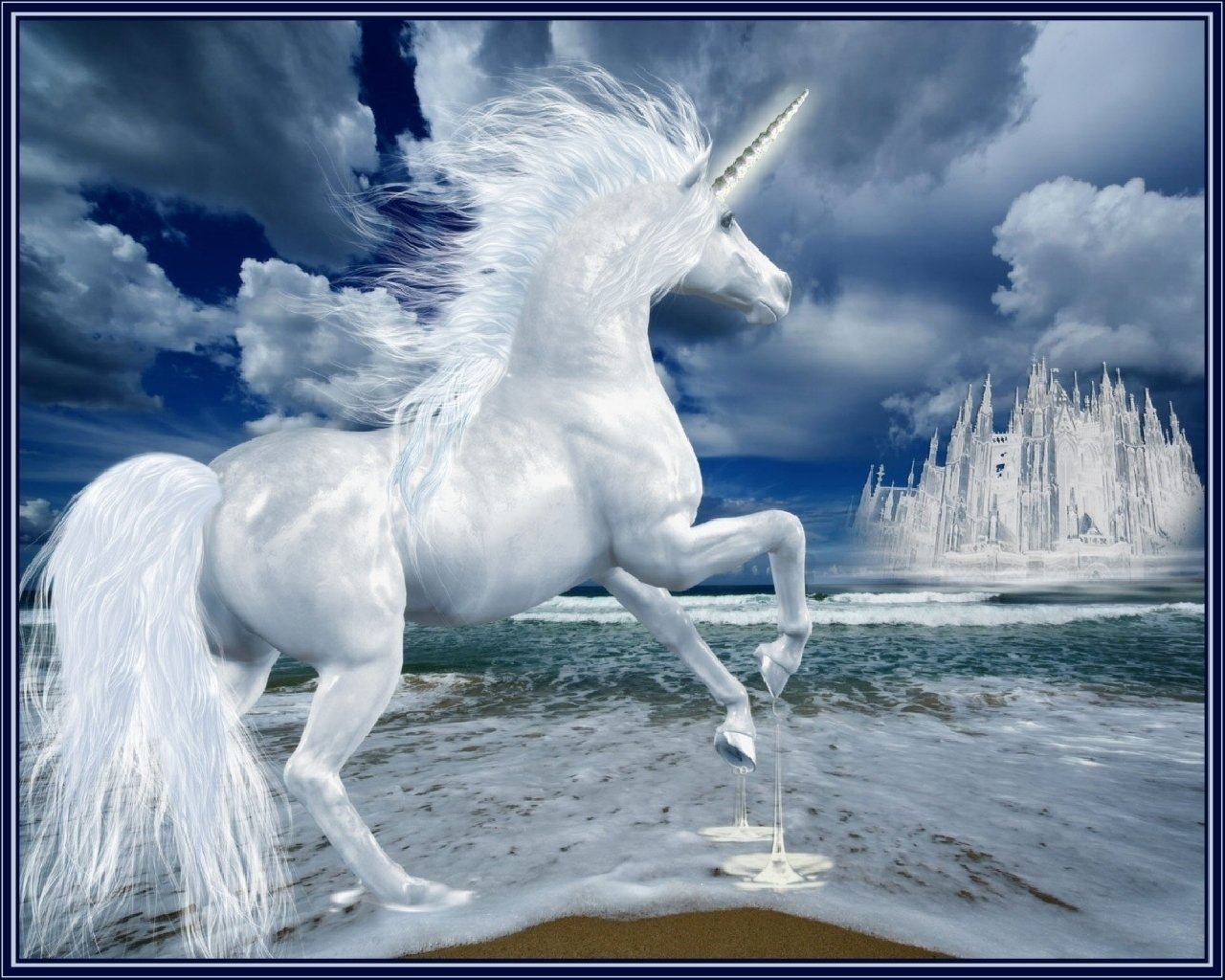 Awesome Unicorn free wallpaper ID:408720 for hd 1280x1024 desktop
