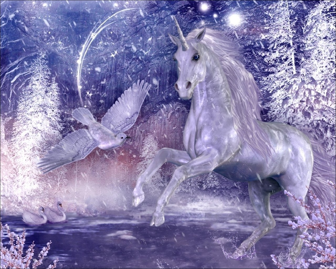 Free Unicorn high quality wallpaper ID:408721 for hd 1280x1024 desktop
