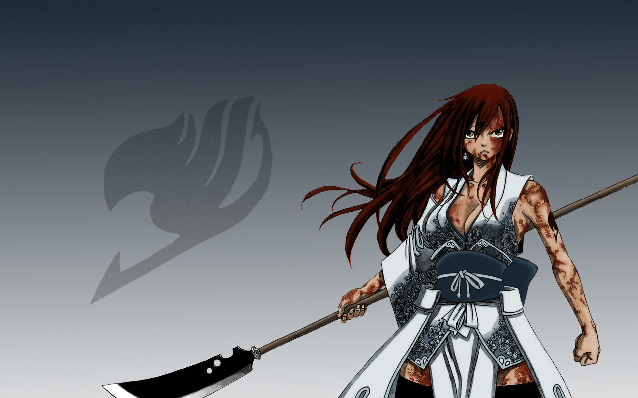 Free Erza Scarlet high quality background ID:40955 for hd 1280x800 computer
