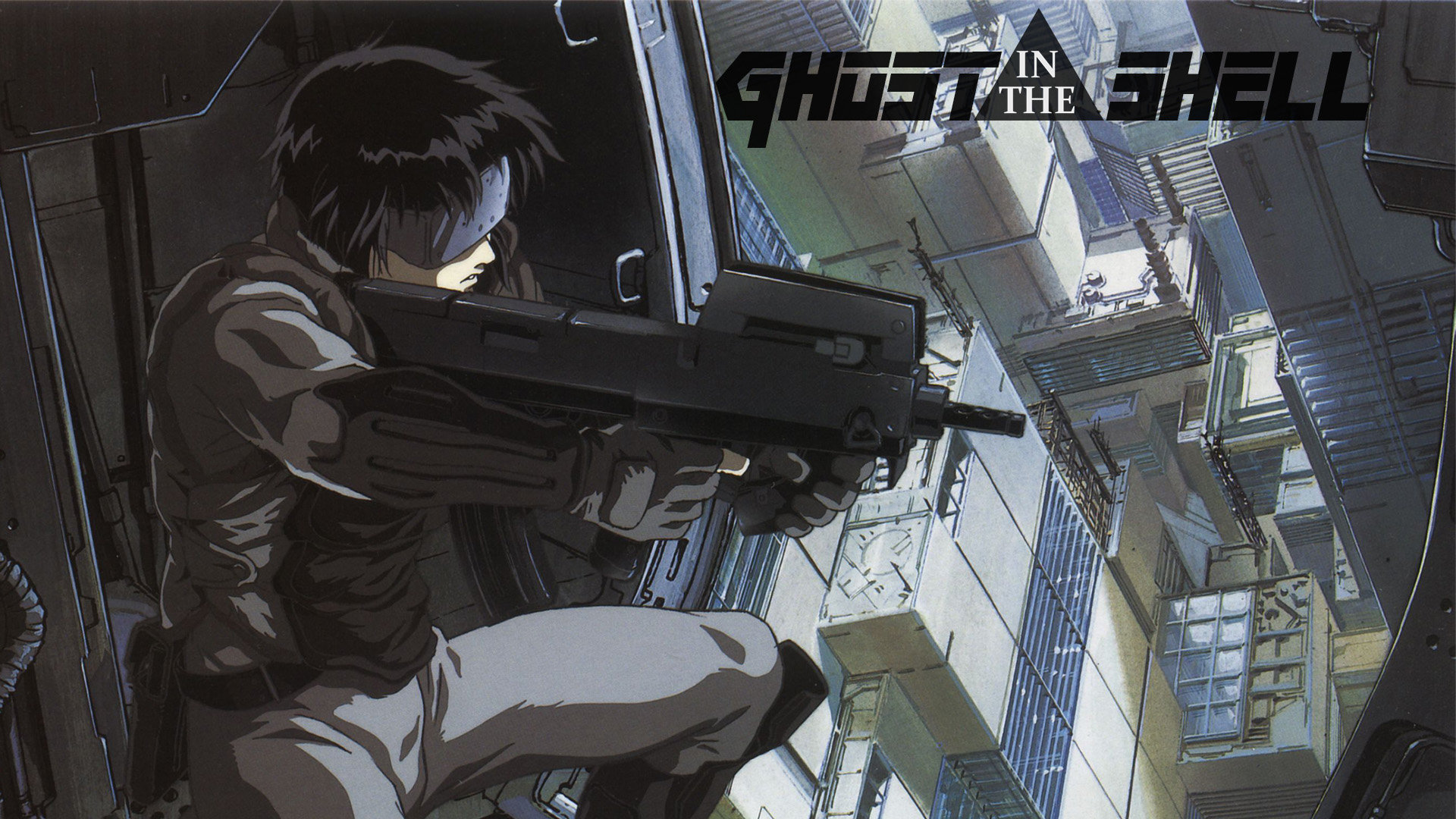 Free download Ghost In The Shell wallpaper ID:442037 full hd 1080p for computer