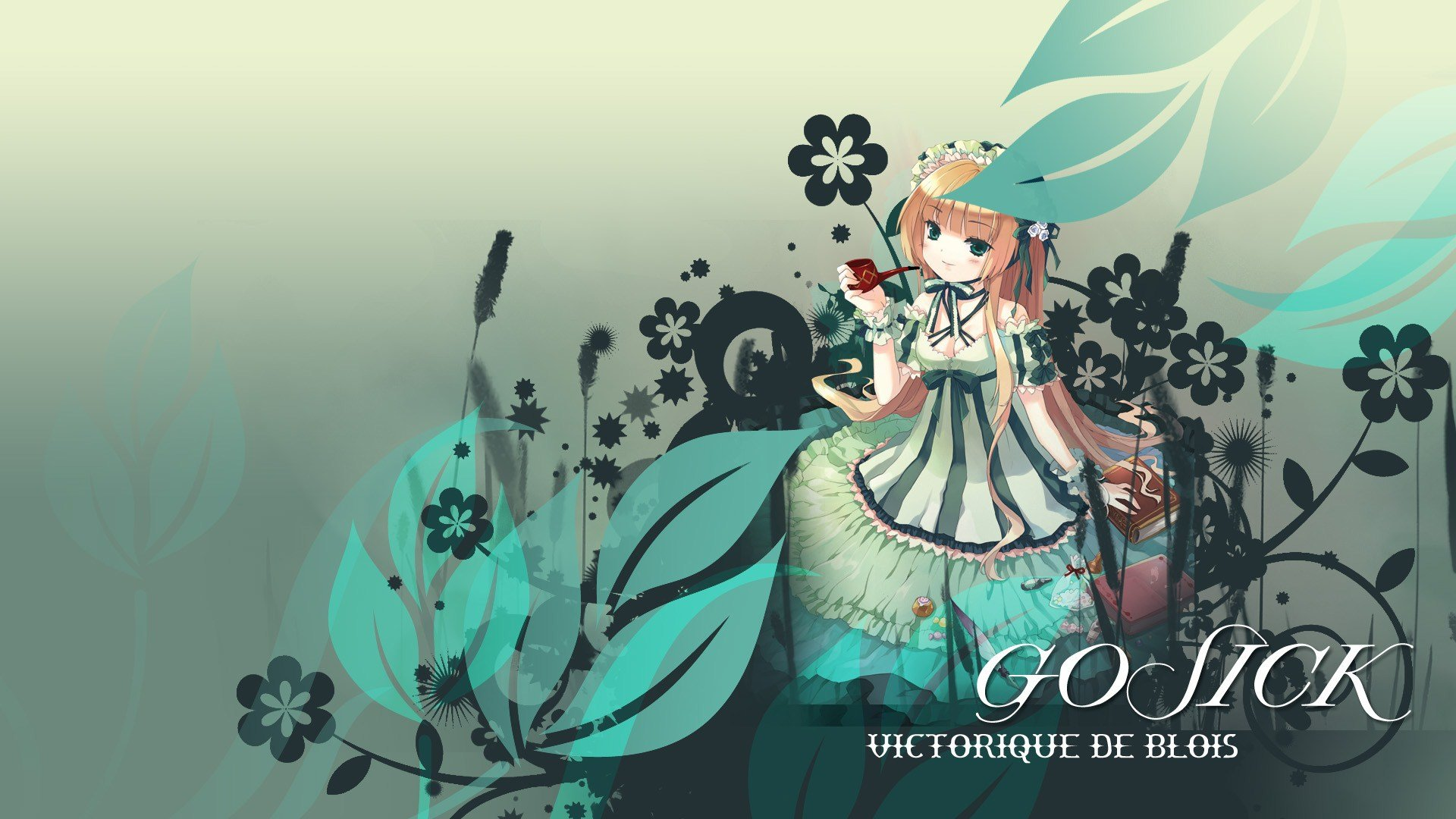 Free Gosick high quality background ID:318396 for hd 1080p desktop