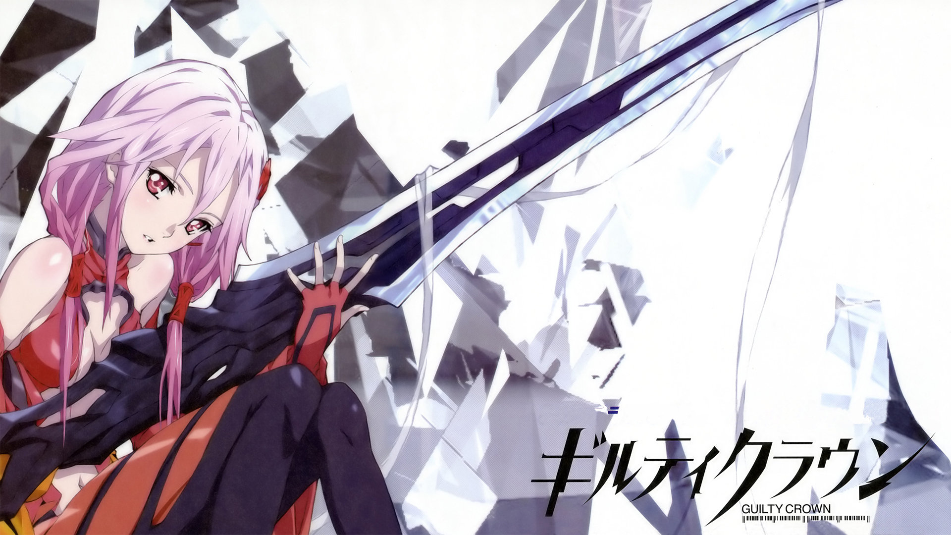 Free download Guilty Crown wallpaper ID:254419 hd 1920x1080 for PC