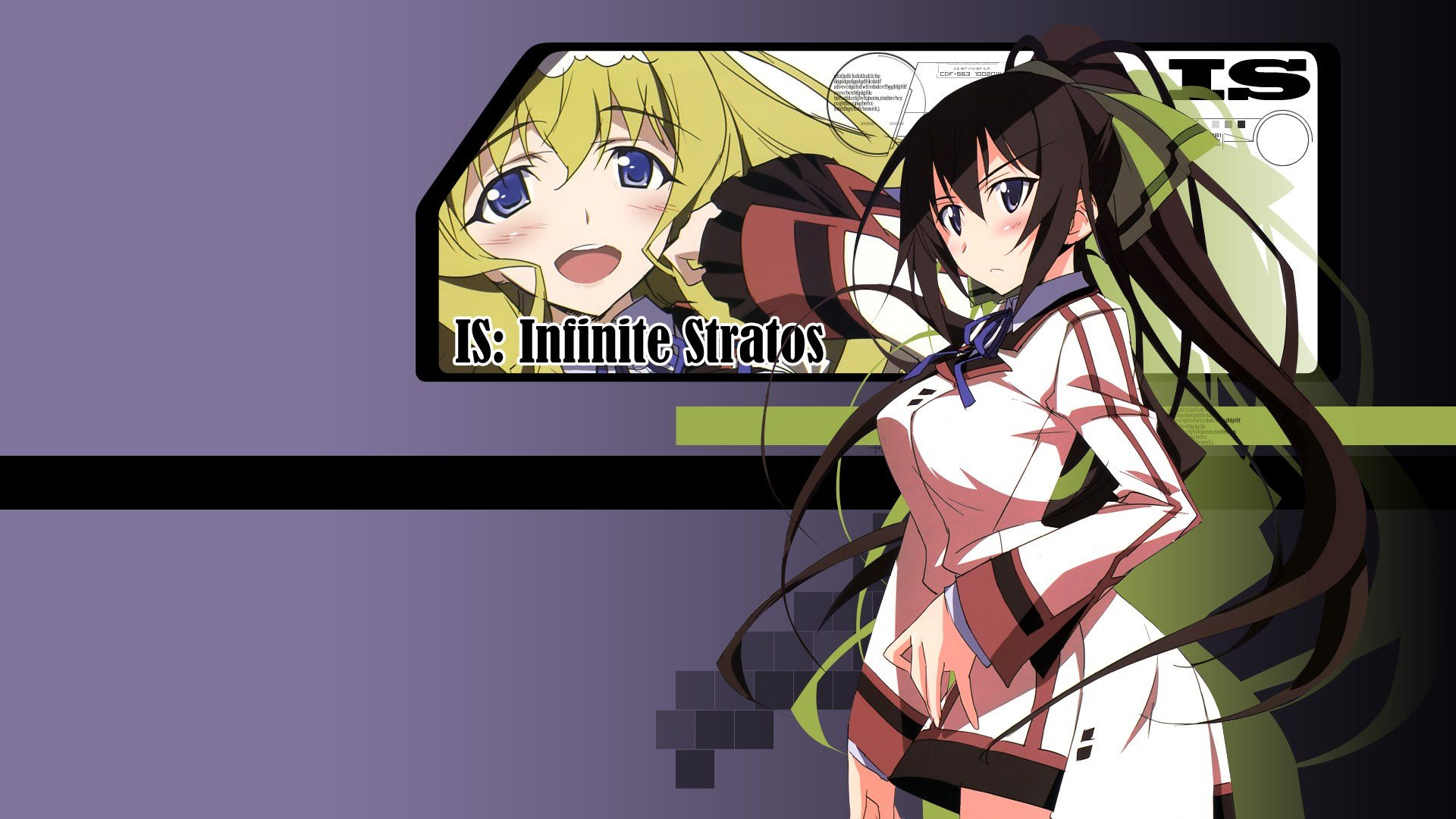 Best Infinite Stratos background ID:163040 for High Resolution full hd 1080p PC