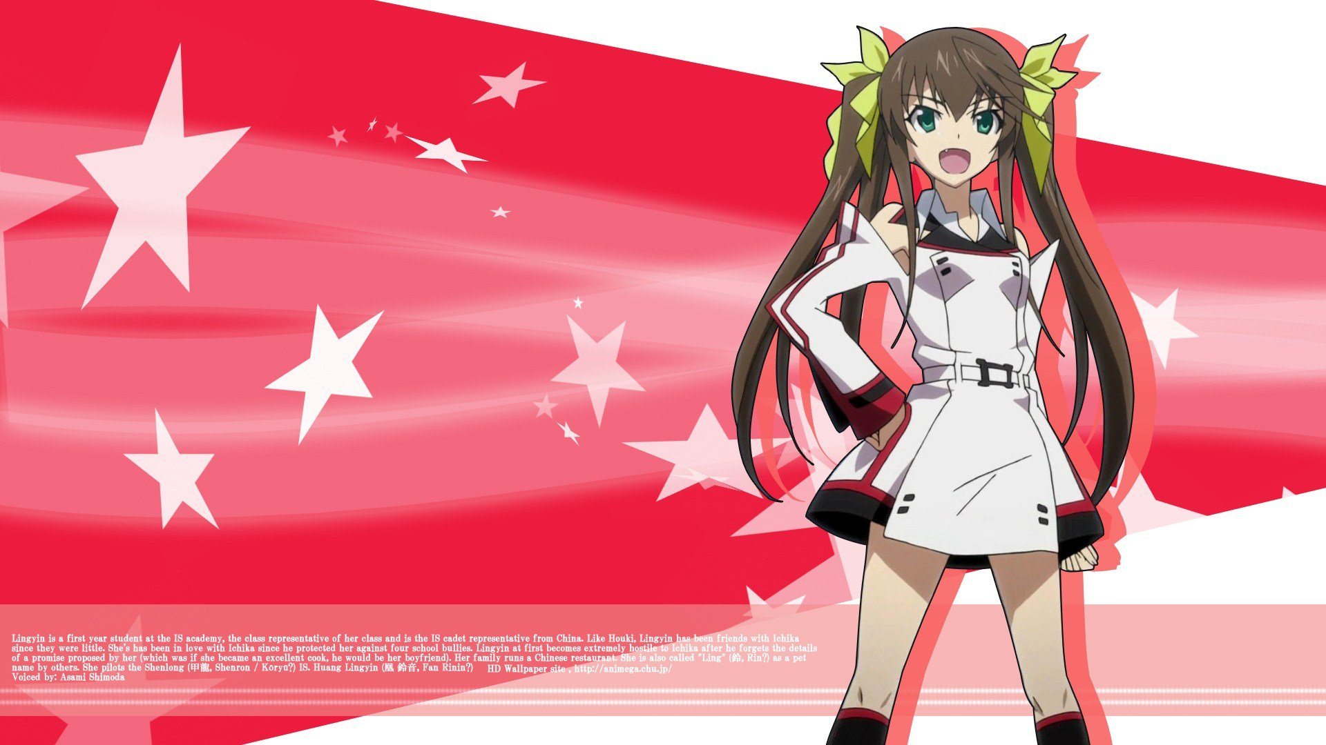 Download full hd 1920x1080 Infinite Stratos computer wallpaper ID:163189 for free