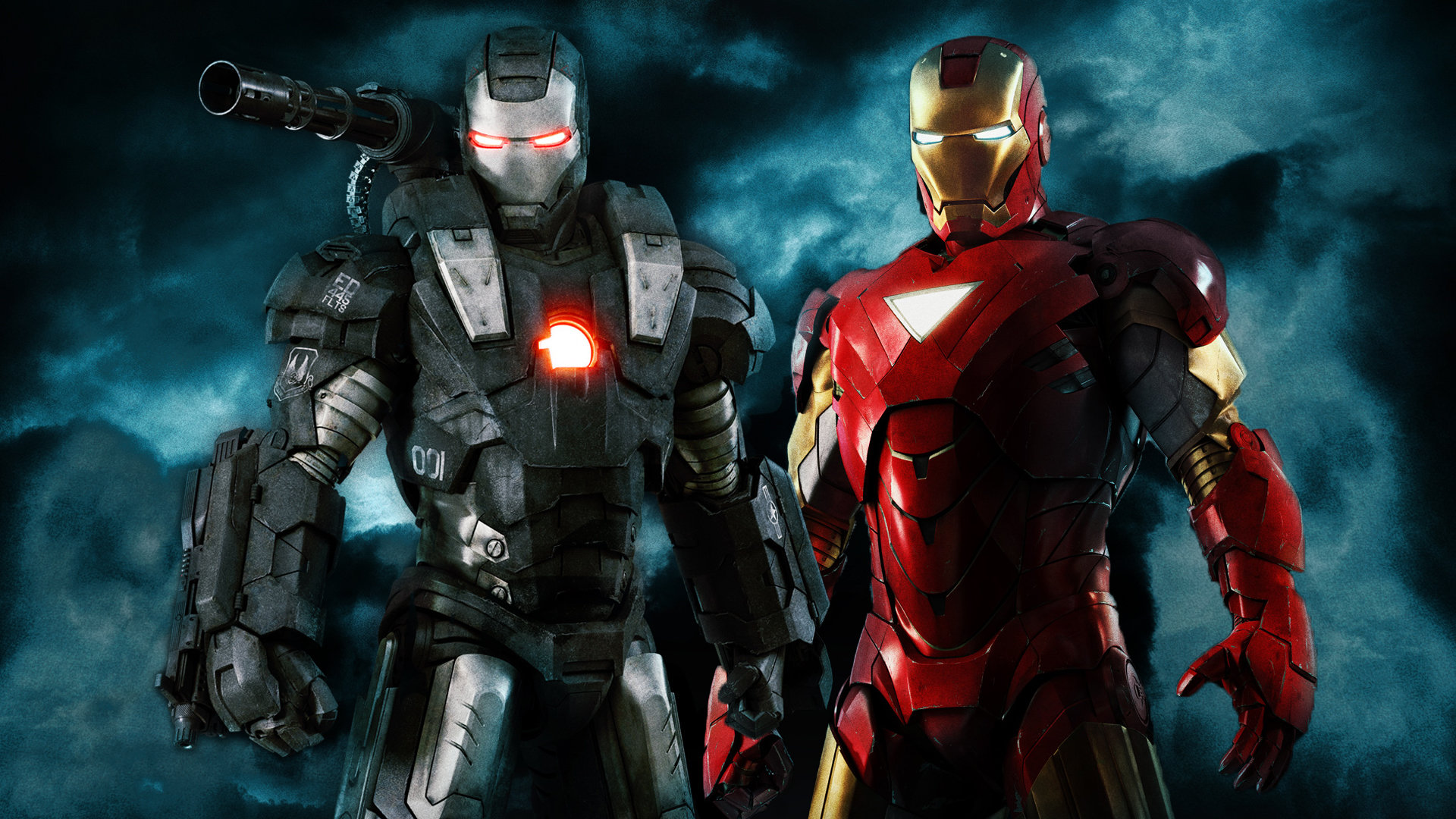 Iron Man 2 wallpapers HD for desktop backgrounds