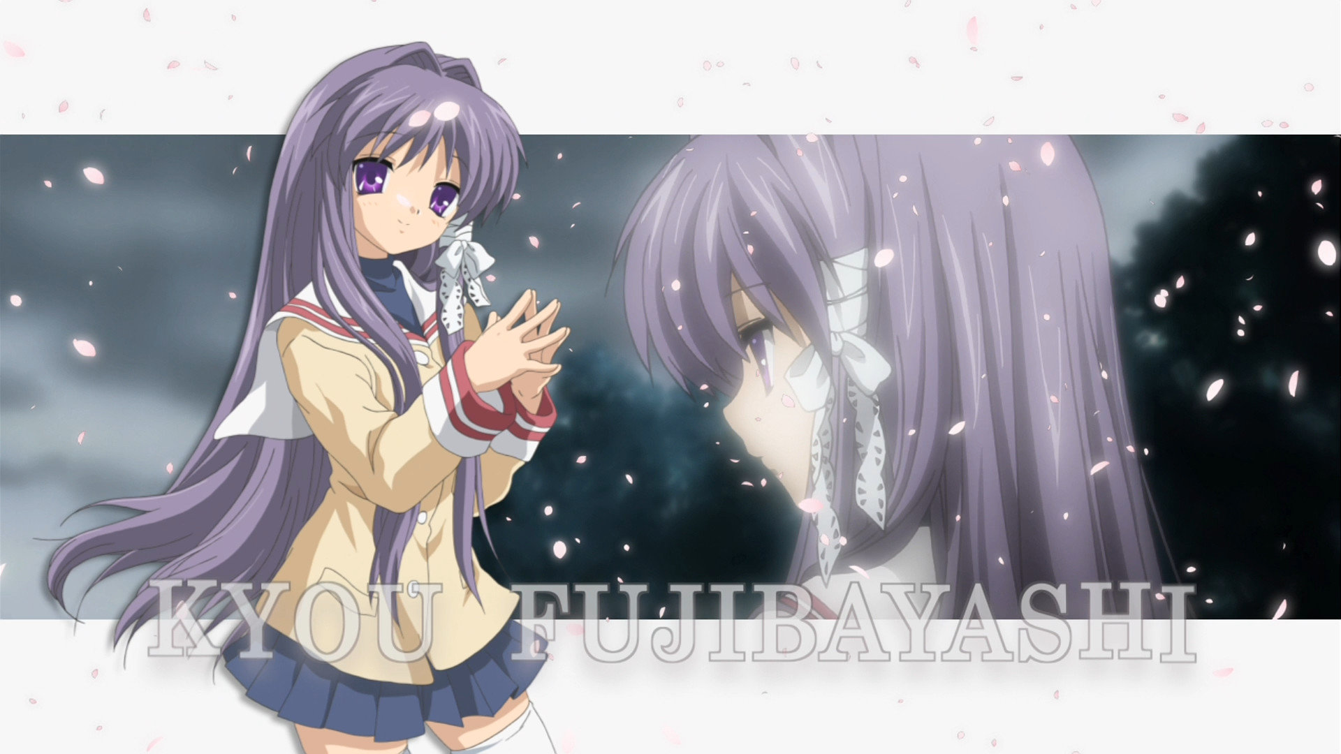 Awesome Kyou Fujibayashi free wallpaper ID:316379 for full hd 1920x1080 PC