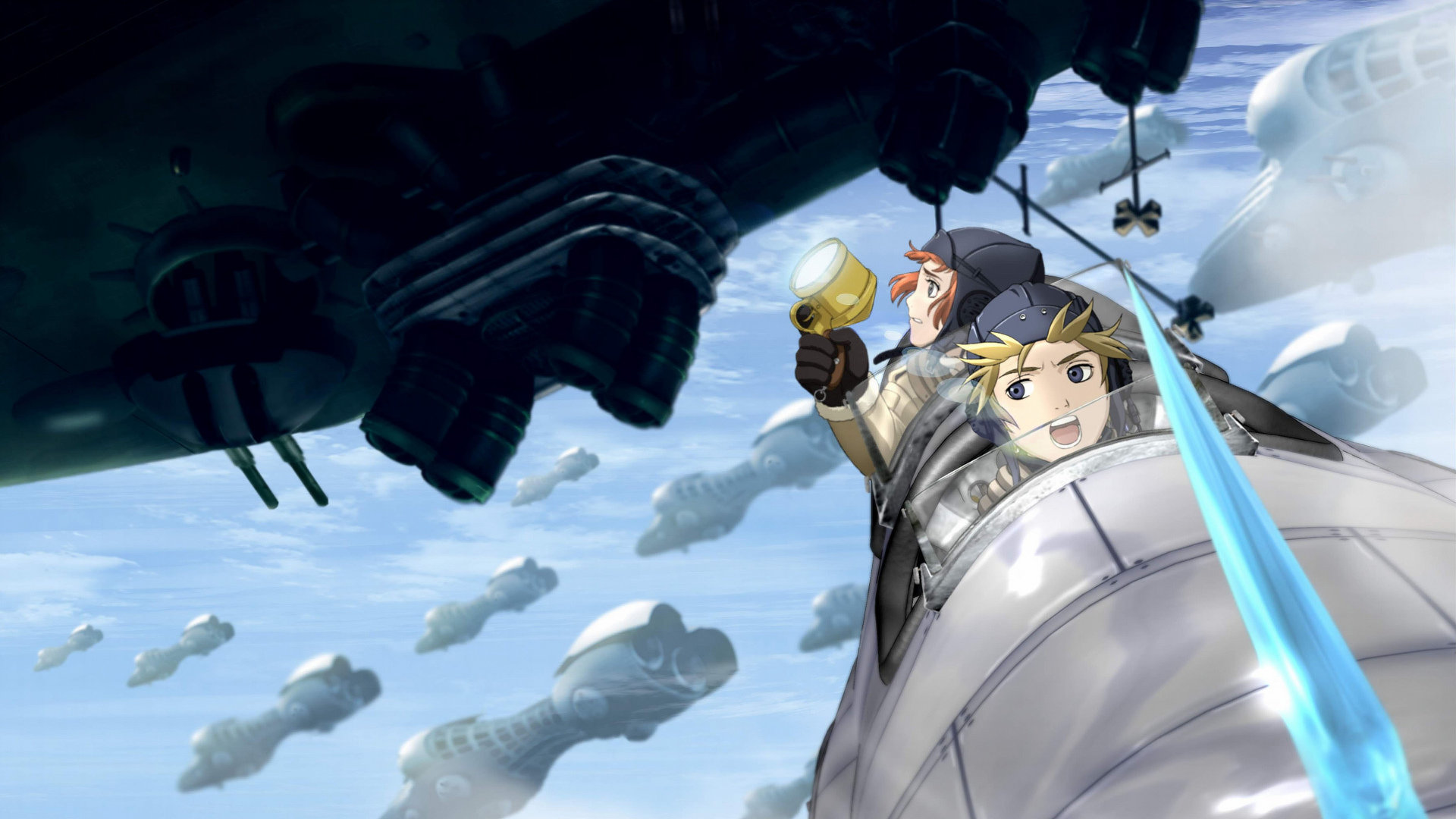 High resolution Last Exile hd 1080p wallpaper ID:156898 for PC