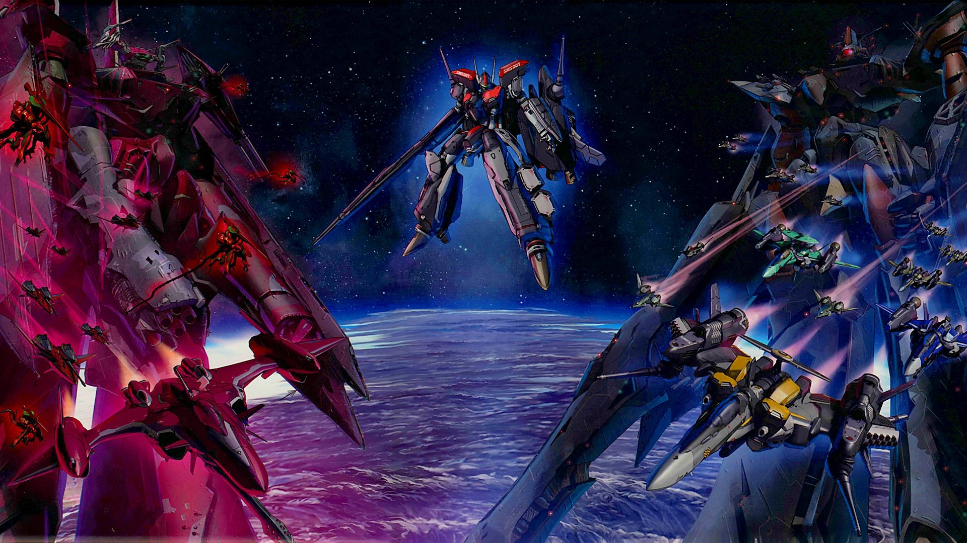 High resolution Macross hd 1920x1080 wallpaper ID:352016 for desktop