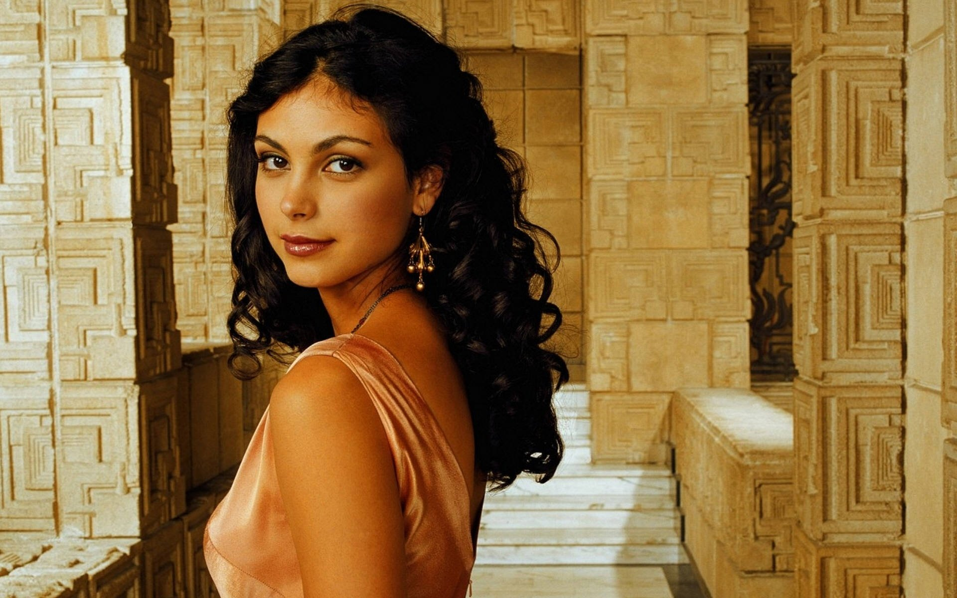 Free download Morena Baccarin background ID:48523 hd 1920x1200 for computer