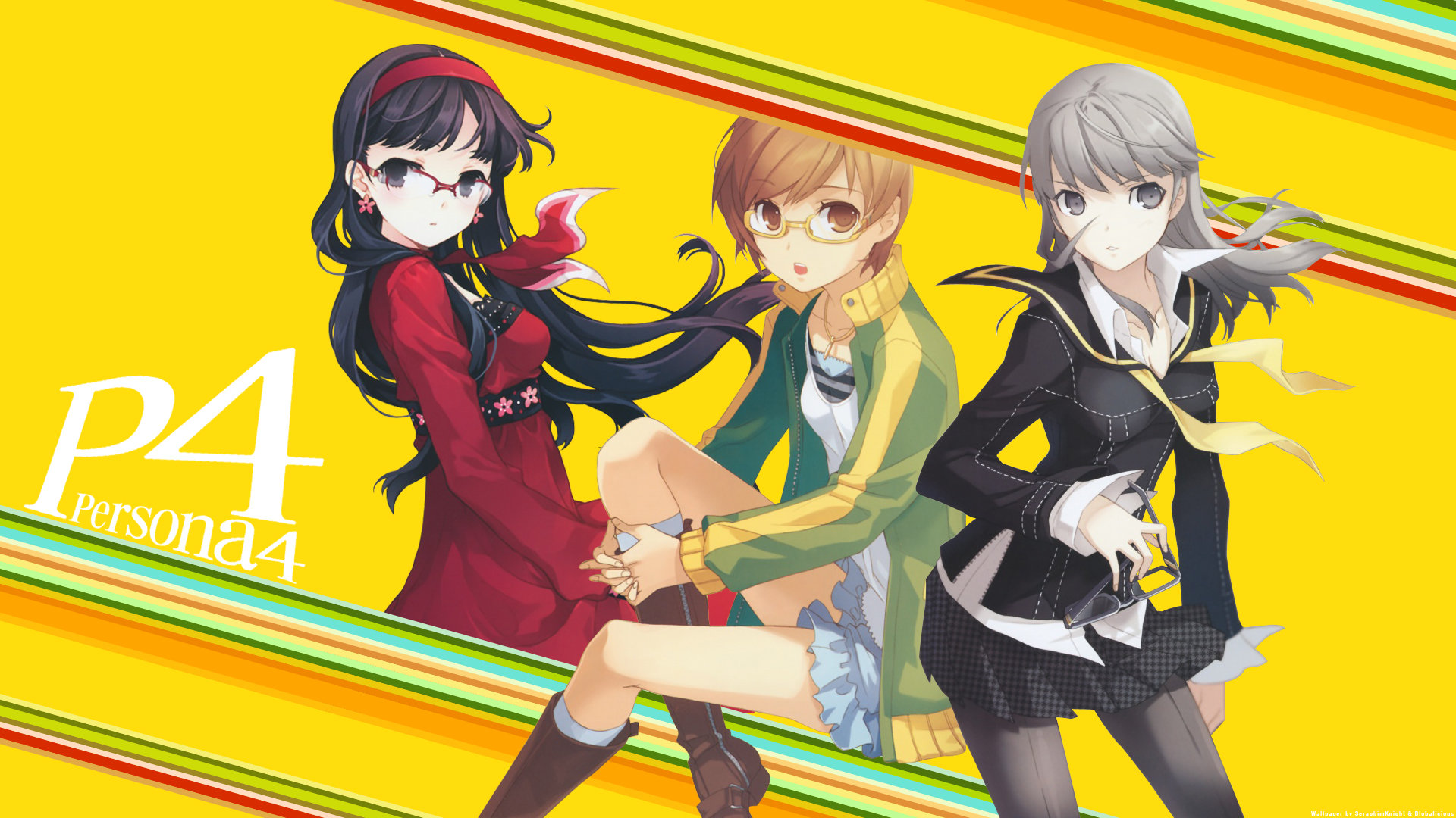 Best Persona 4 Wallpaper Id114195 For High Resolution 1080p Pc