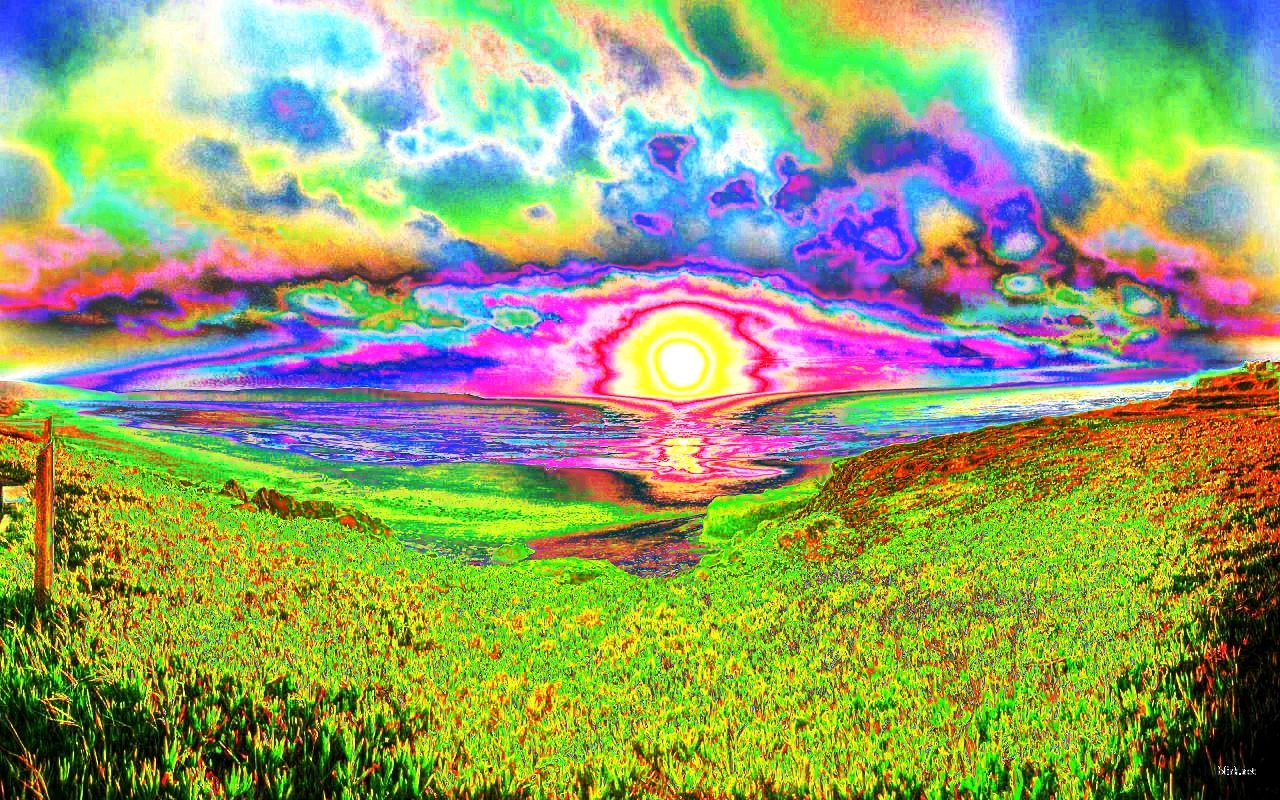 Free Psychedelic & Trippy high quality background ID:462886 for hd 1280x800 computer