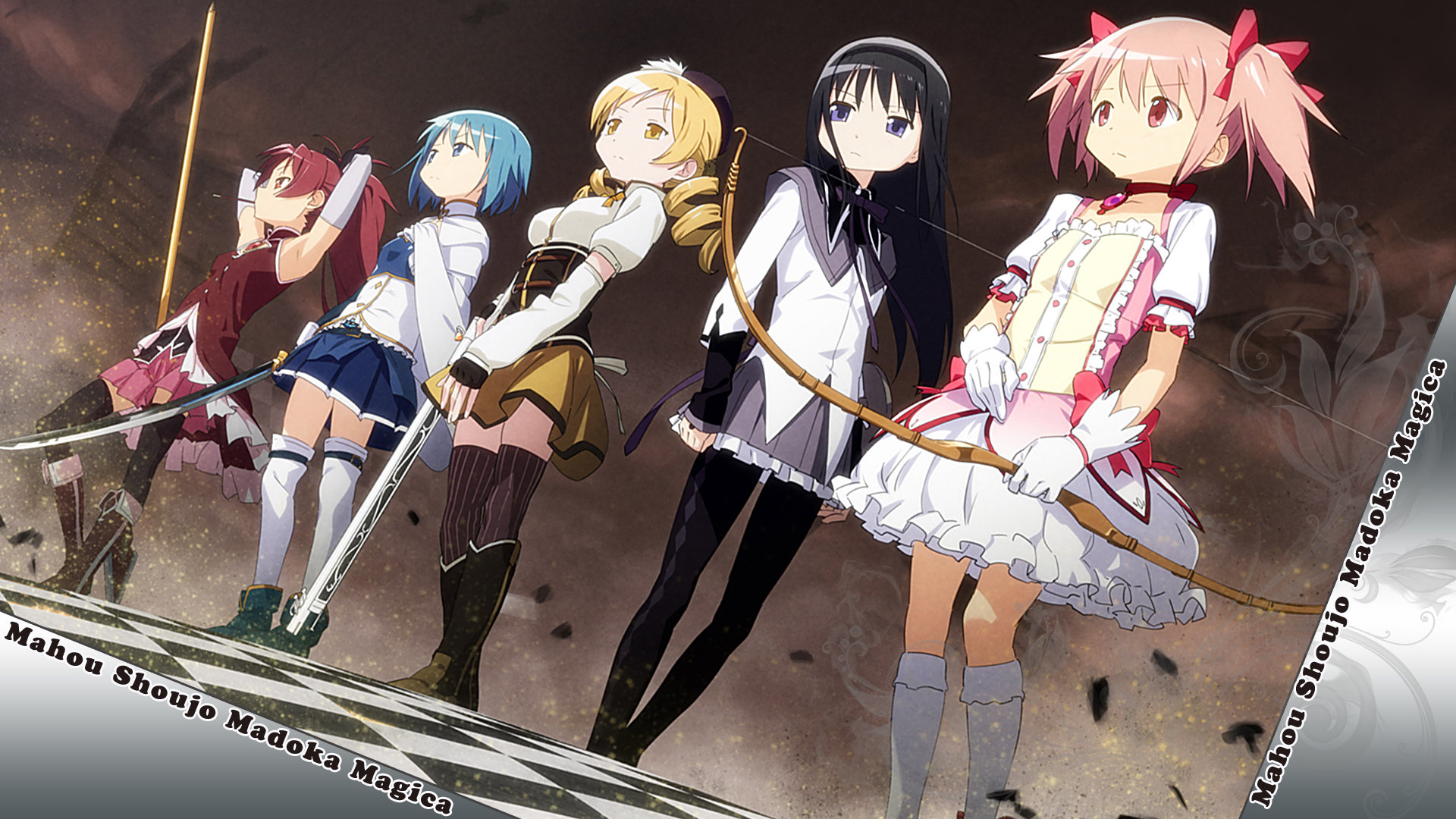 Awesome Puella Magi Madoka Magica Free Wallpaper Id 31719 For