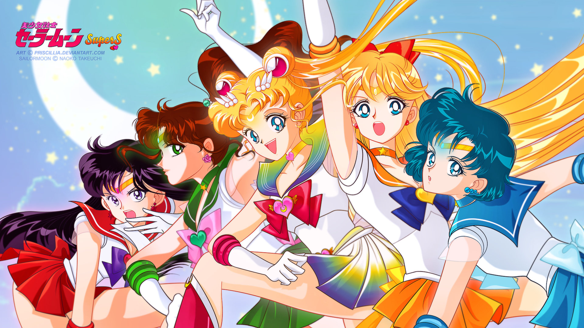 free download sailor moon wallpaper id419568 full hd 1920x1080 for pc