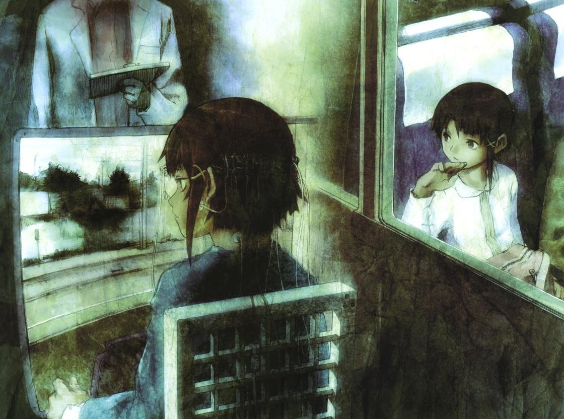 Awesome Serial Experiments Lain free wallpaper ID:127918 for hd 1120x832 computer