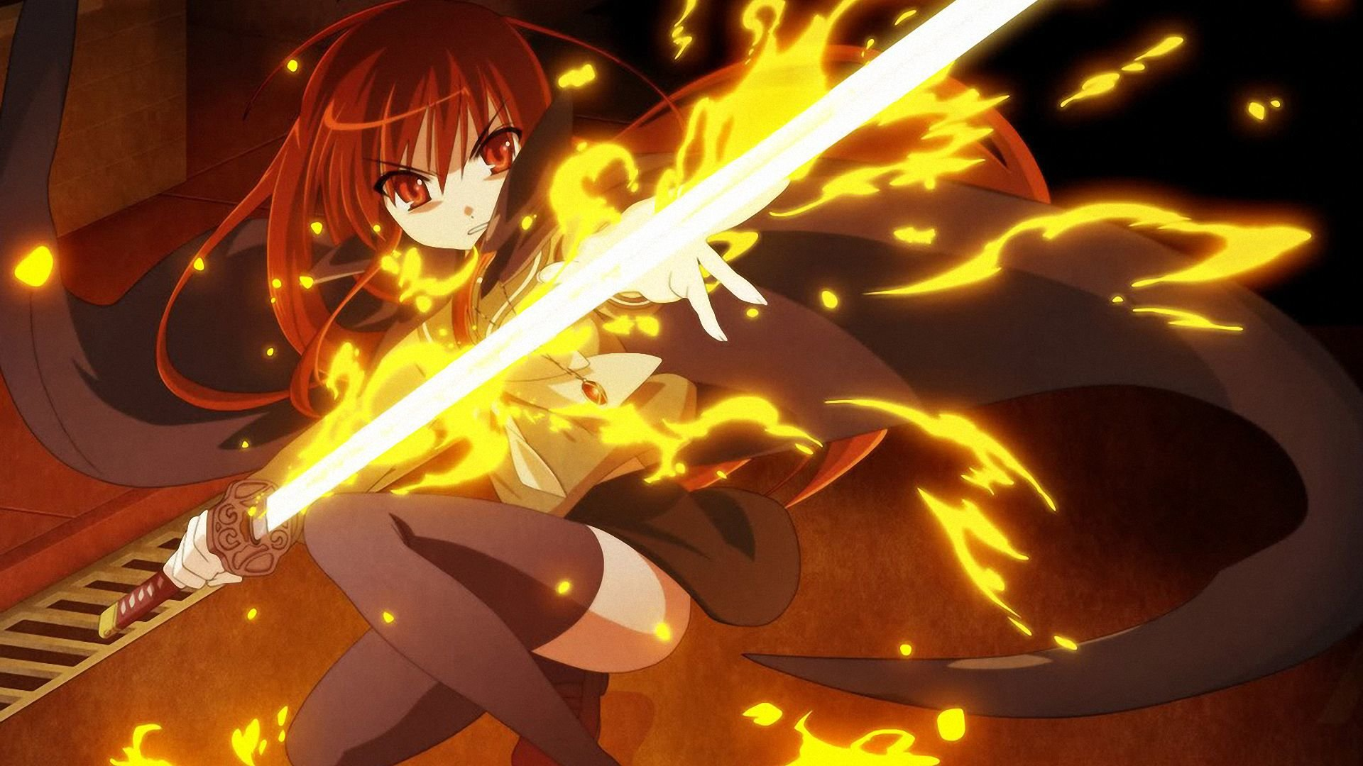 Awesome Shakugan No Shana free background ID:284537 for hd 1920x1080 desktop