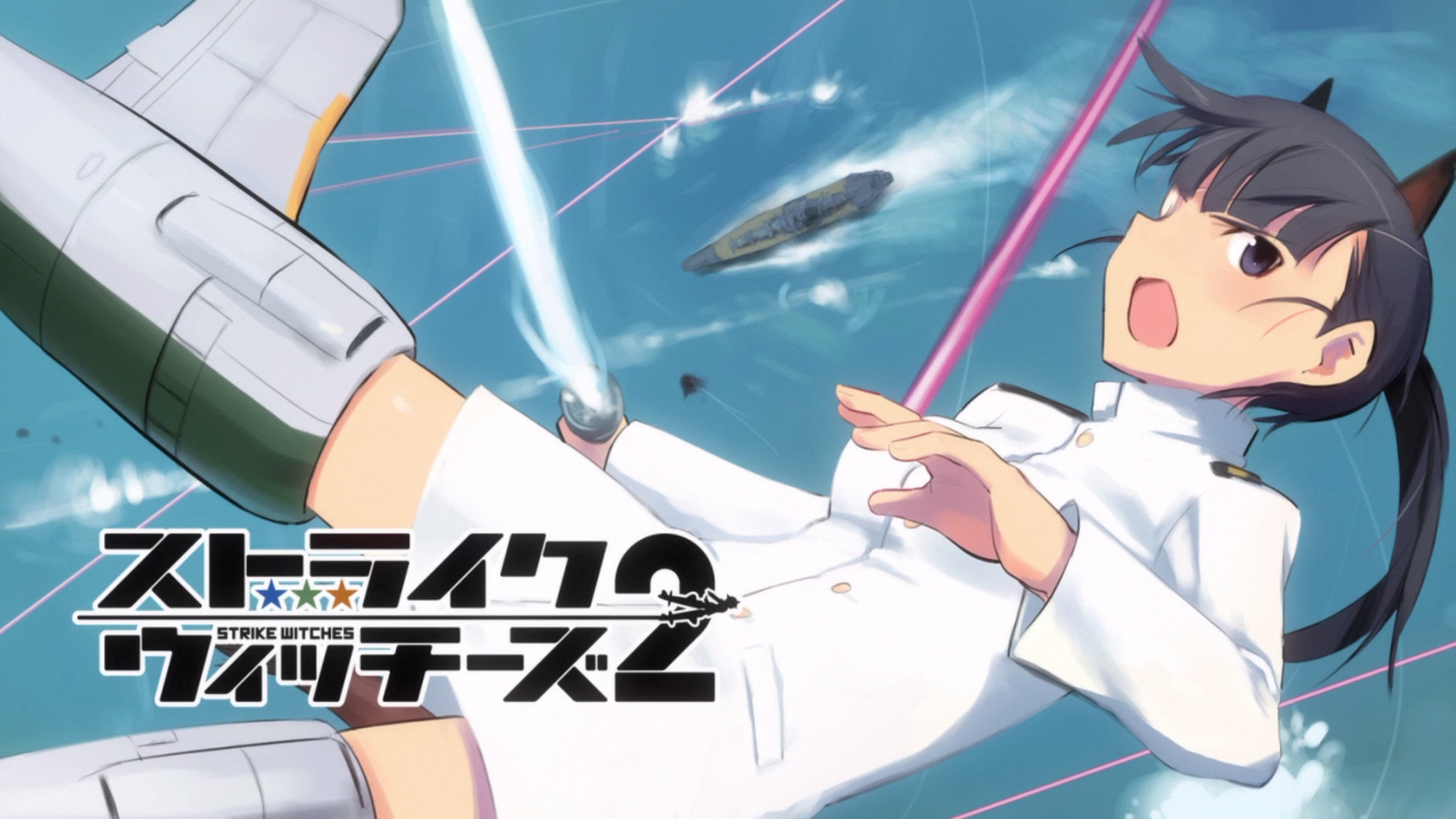 Free Strike Witches high quality background ID:305635 for full hd 1920x1080 PC