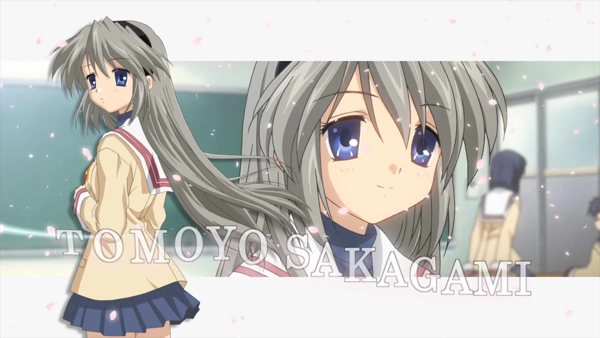 Download full hd 1920x1080 Tomoyo Sakagami computer background ID:316707 for free