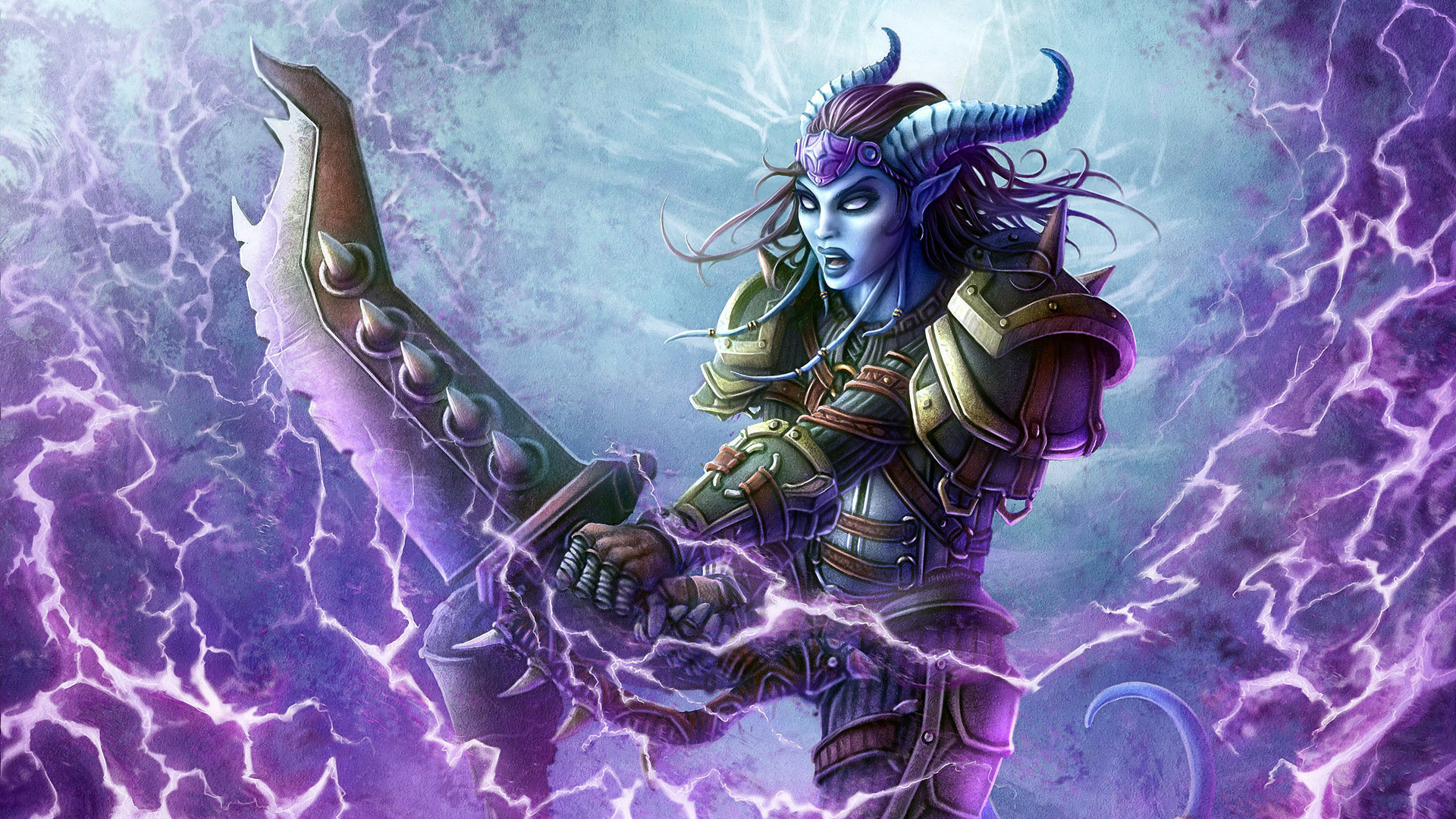High Resolution World Of Warcraft Wow Hd 1080p Wallpaper Id245294