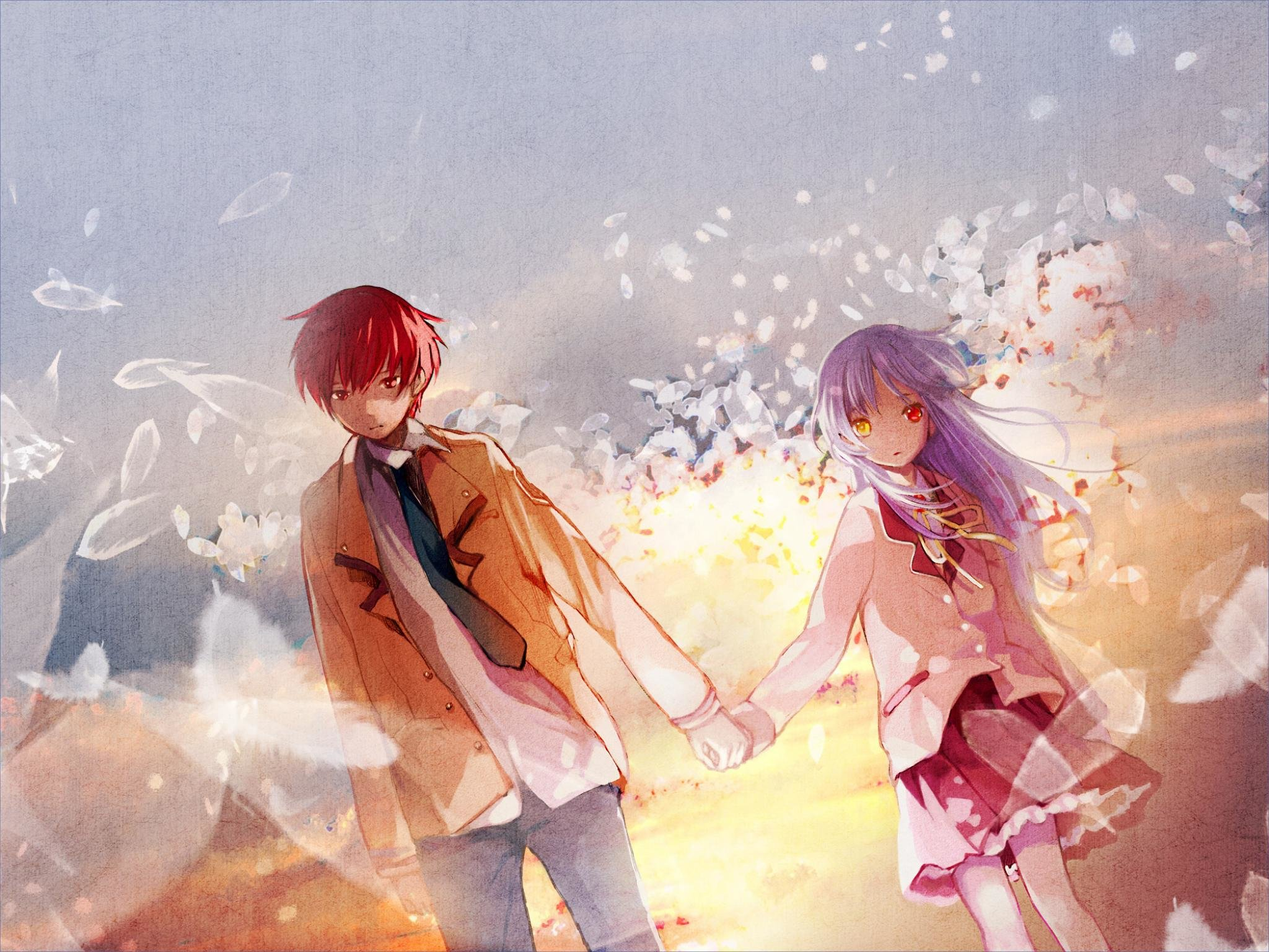 Awesome Angel Beats! free background ID:235341 for hd 2048x1536 PC