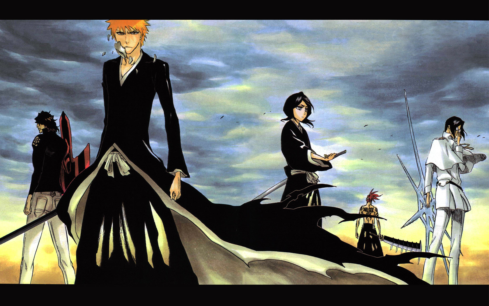 Download hd 1680x1050 Bleach PC wallpaper ID:416633 for free