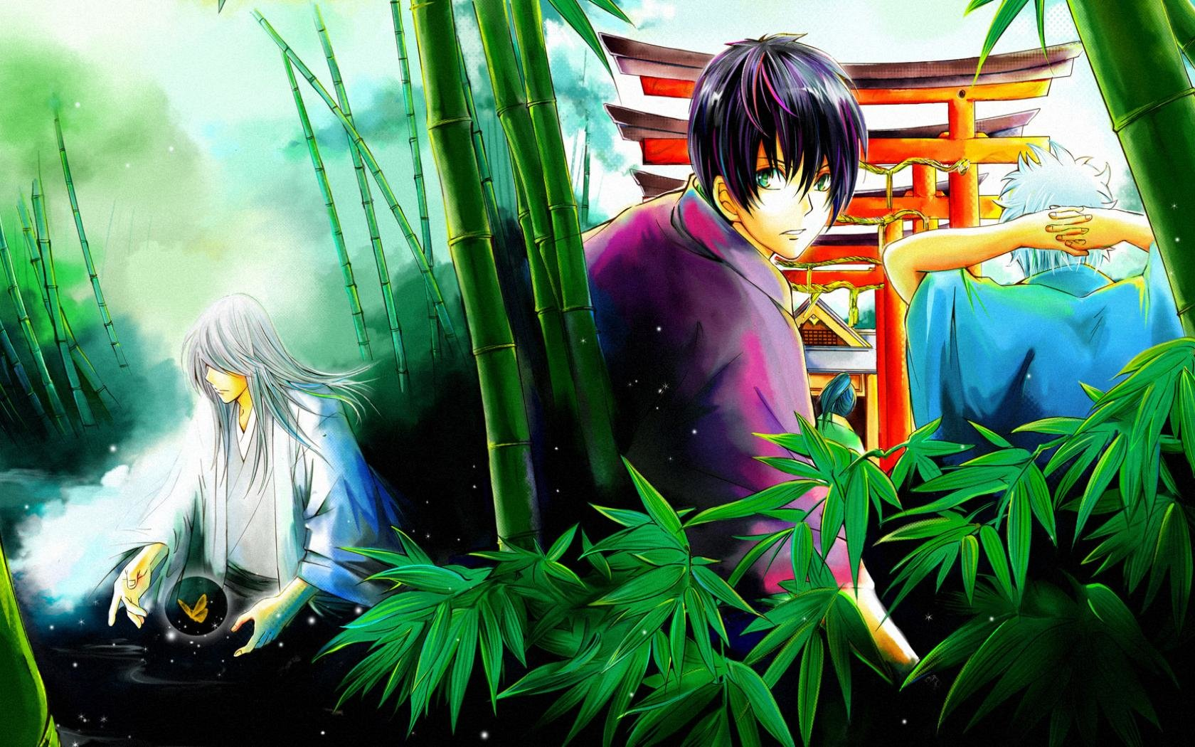Best Gintama background ID:332336 for High Resolution hd 1680x1050 desktop