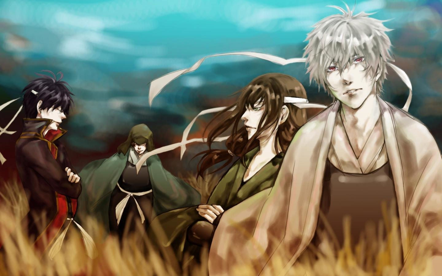 Free Gintama high quality wallpaper ID:332302 for hd 1440x900 PC