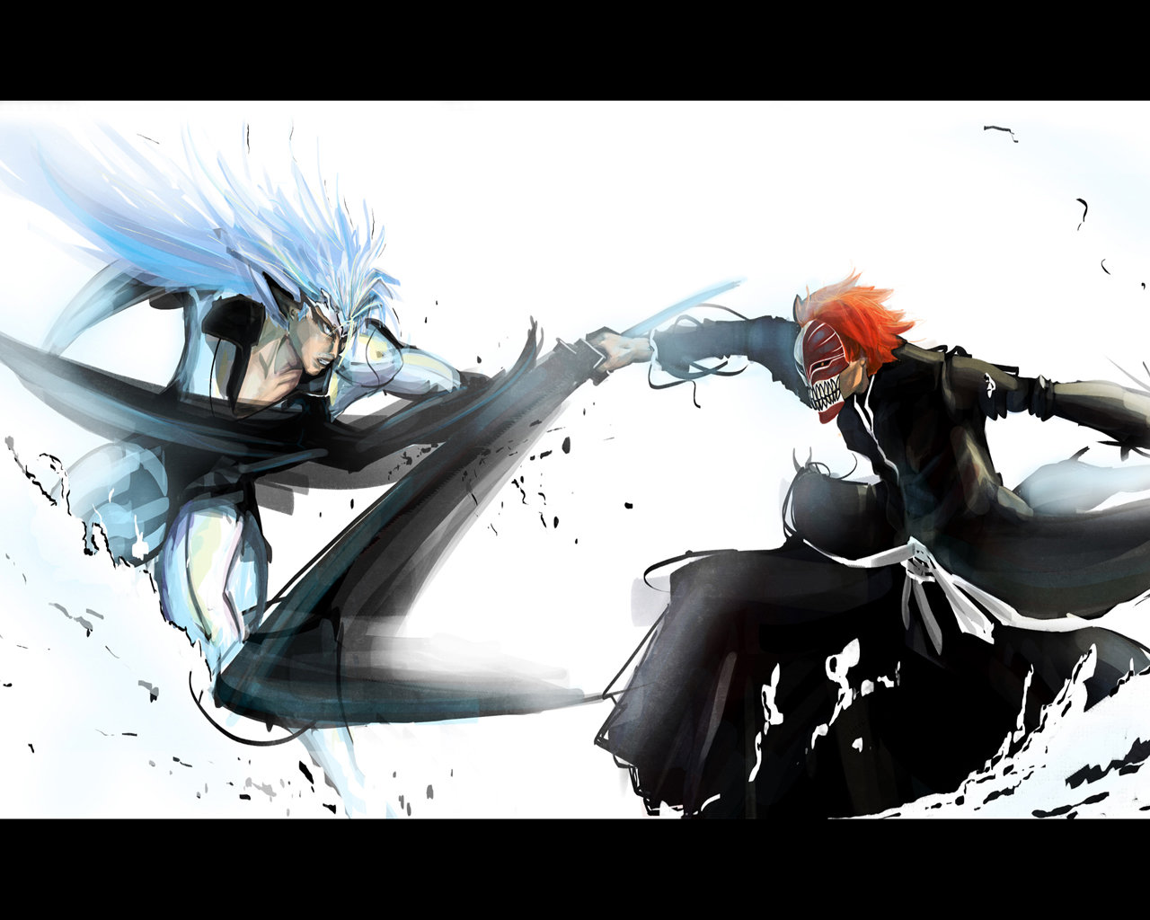 Best Grimmjow Jaegerjaquez background ID:418309 for High Resolution hd 1280x1024 PC