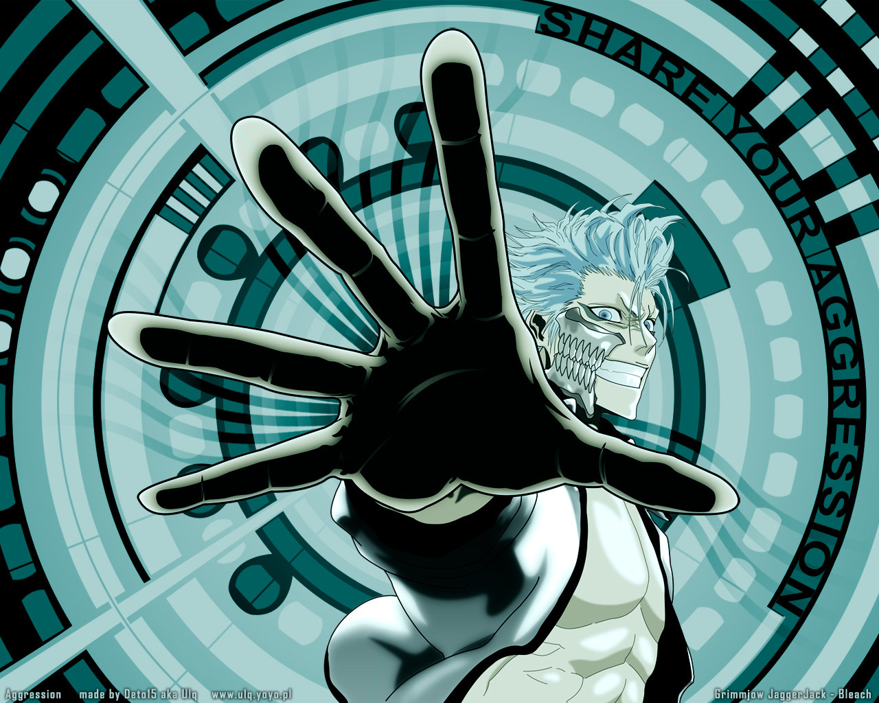 High resolution Grimmjow Jaegerjaquez hd 1280x1024 wallpaper ID:416631 for computer