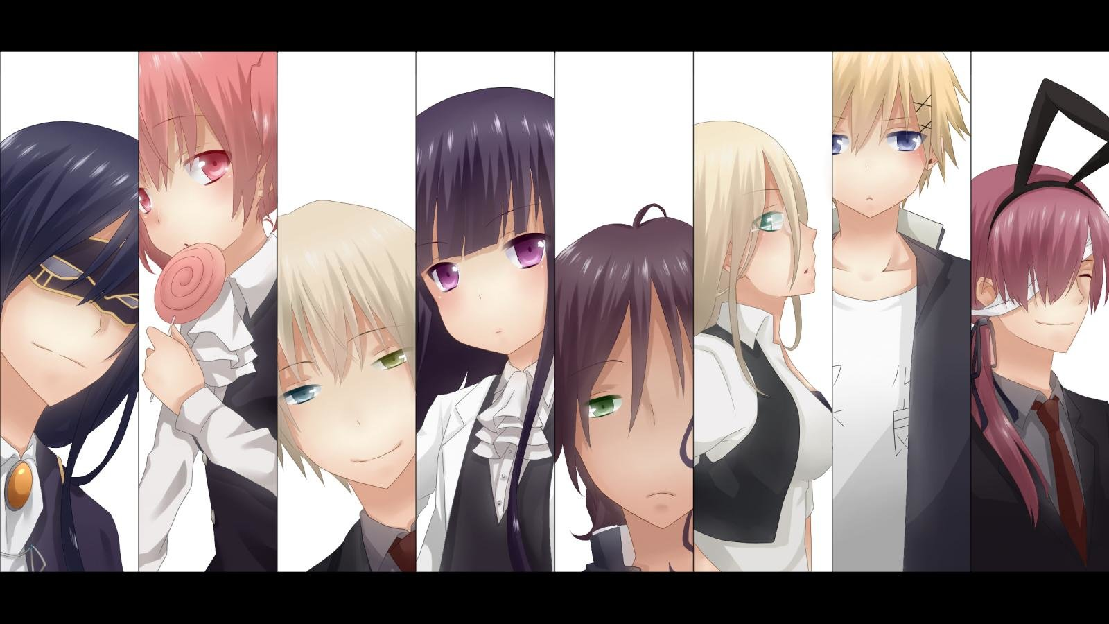 Free download Inu x Boku SS background ID:89442 hd 1600x900 for desktop