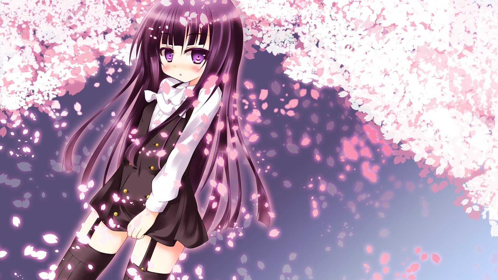 High resolution Inu x Boku SS hd 1600x900 background ID:89449 for PC