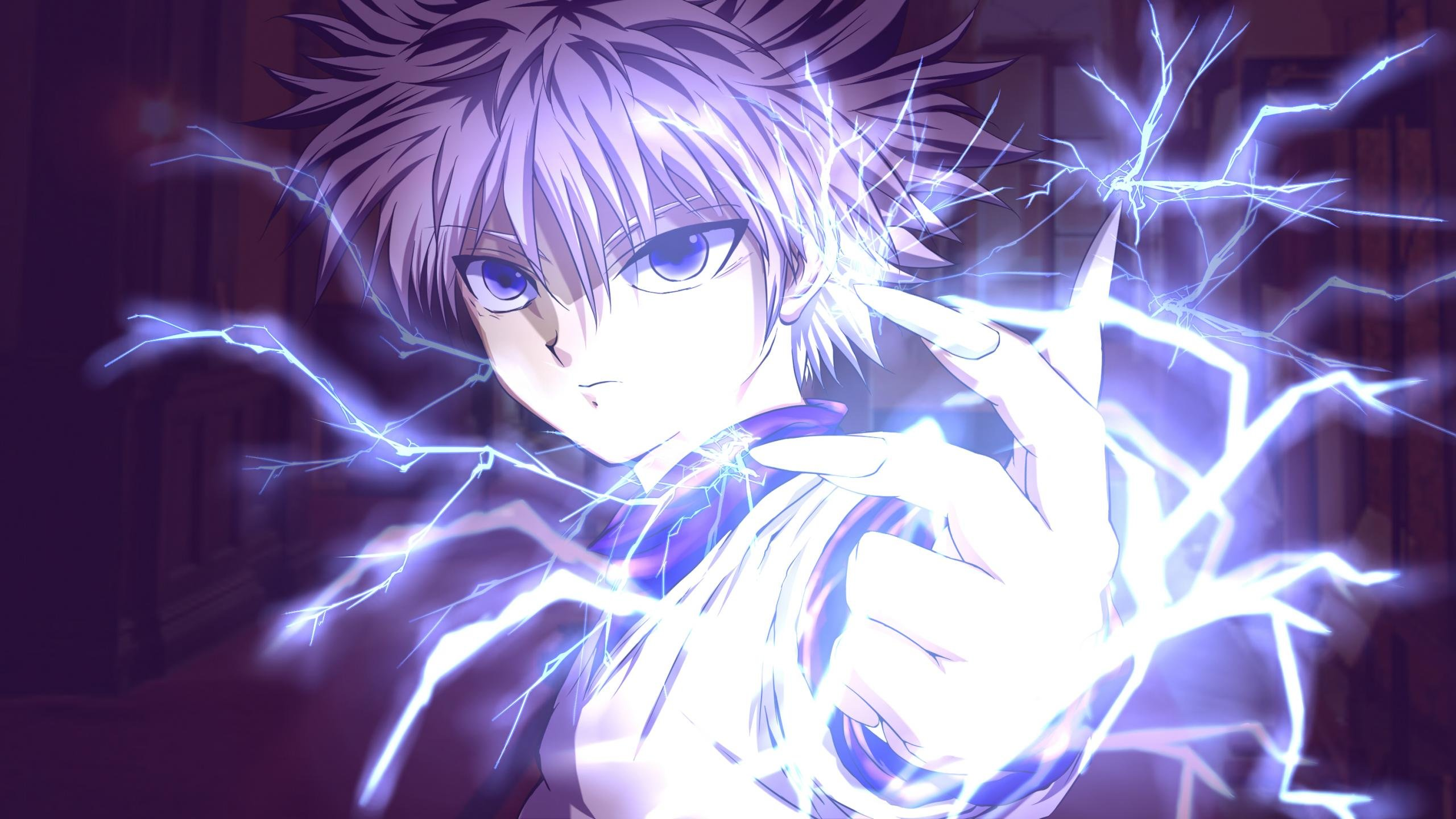 Awesome Killua Zoldyck free background ID:10845 for hd 2560x1440 desktop