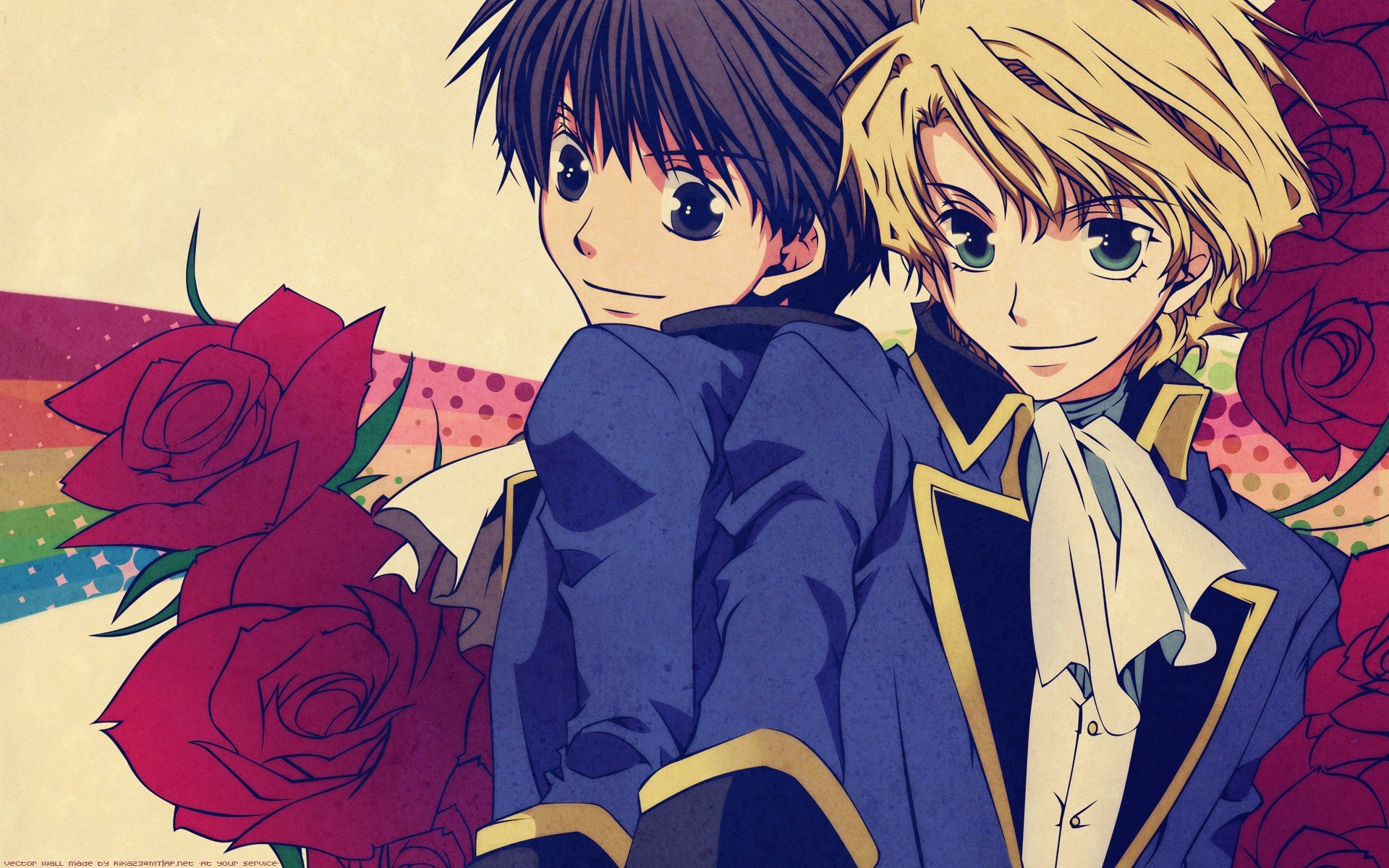 Best Kyo Kara Maoh! background ID:149128 for High Resolution hd 1920x1200 computer