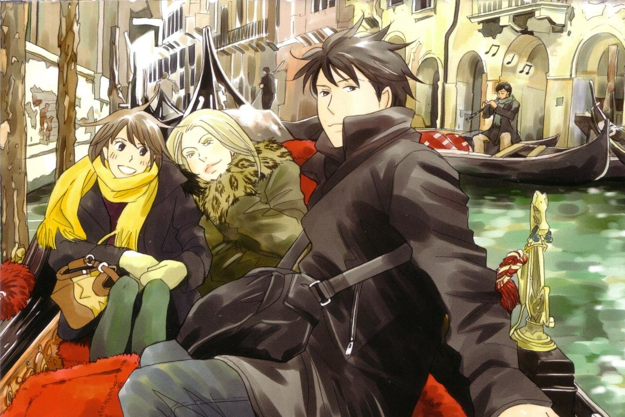 Best Nodame Cantabile background ID:198494 for High Resolution hd 1280x854 PC