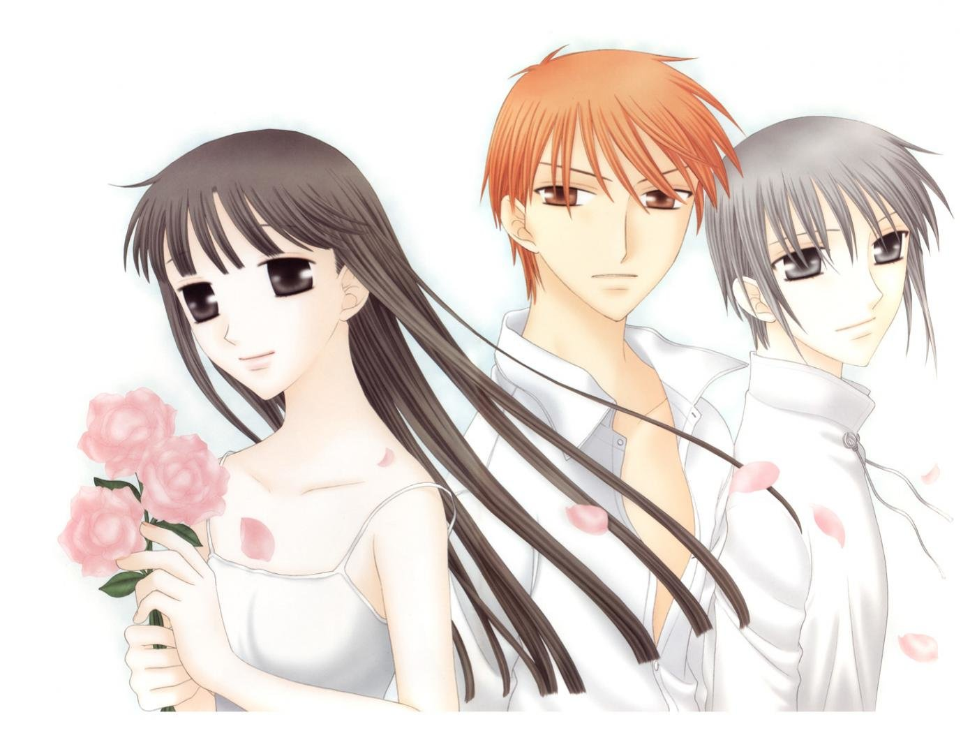 Download hd 1400x1050 Fruits Basket PC wallpaper ID:135448 for free