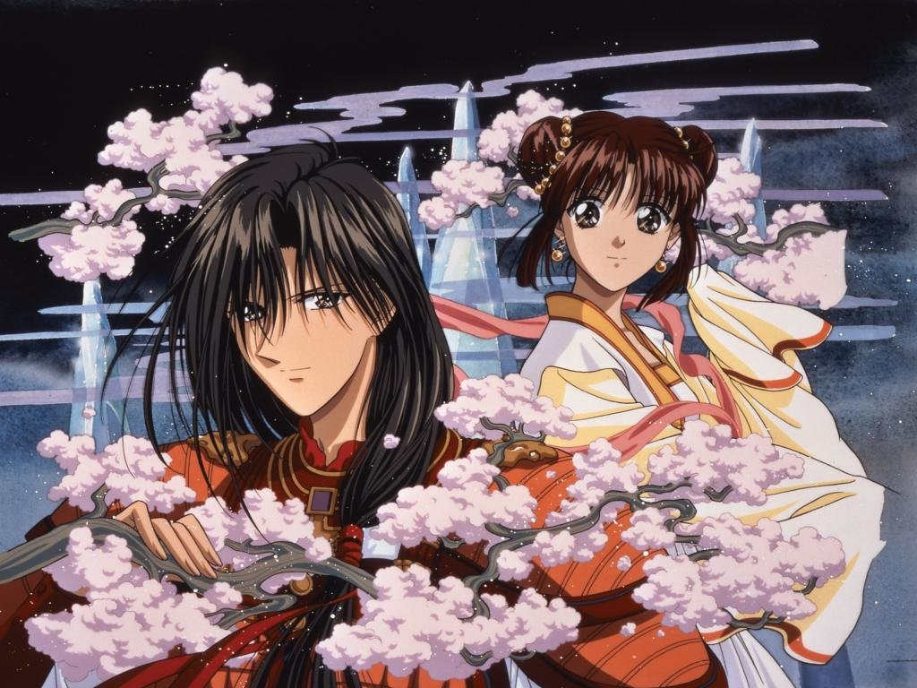 Awesome Fushigi Yuugi free background ID:250058 for hd 1024x768 computer