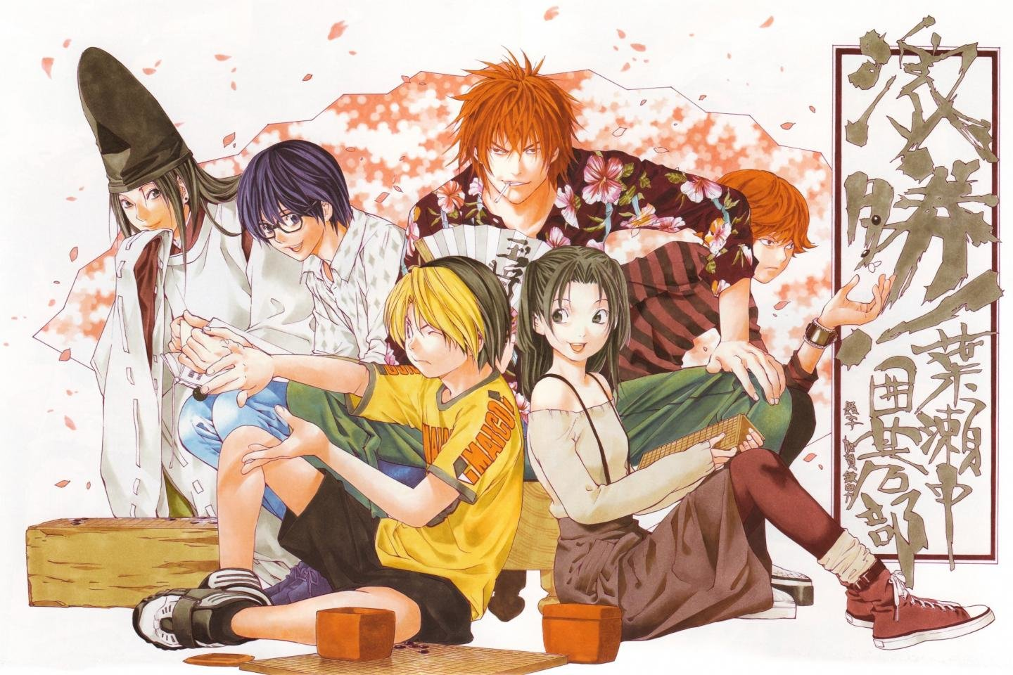 Awesome Hikaru No Go free background ID:333763 for hd 1440x960 PC