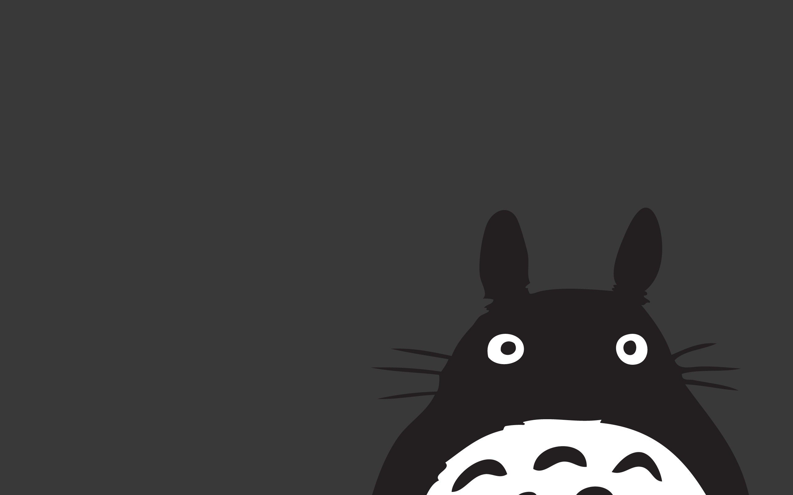 Download hd 2560x1600 My Neighbor Totoro computer wallpaper ID:259337 for free