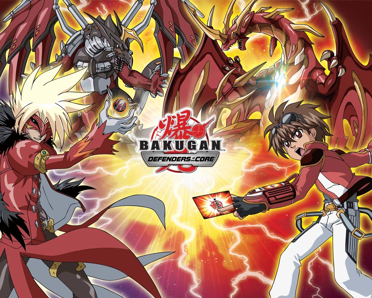 Free Bakugan Battle high quality background ID:40580 for hd 1280x1024 desktop