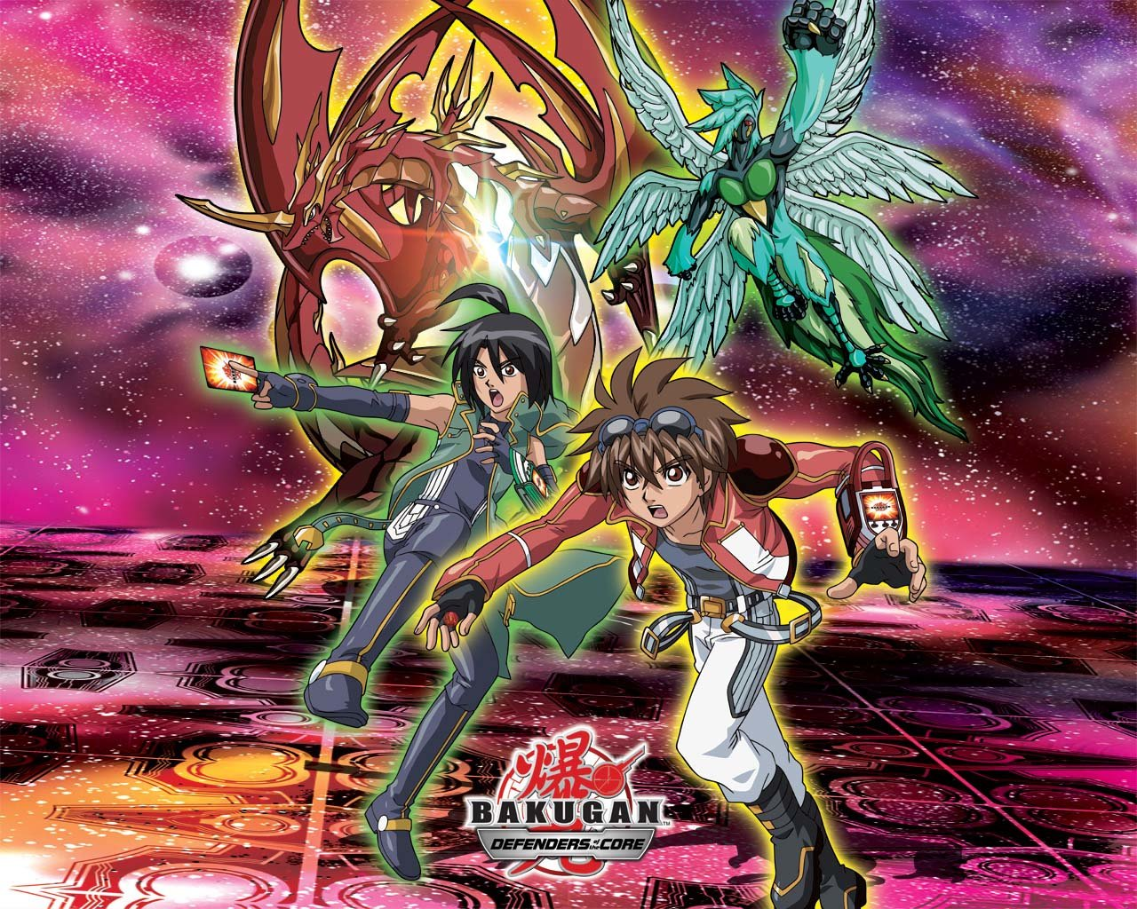 Free Bakugan Battle high quality background ID:40588 for hd 1280x1024 computer