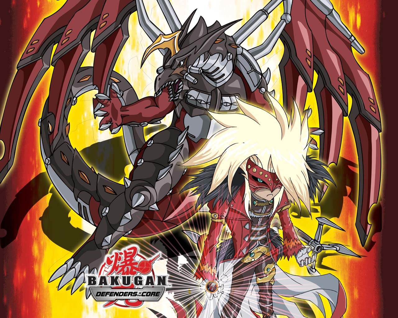 Awesome Bakugan Battle free wallpaper ID:40585 for hd 1280x1024 computer