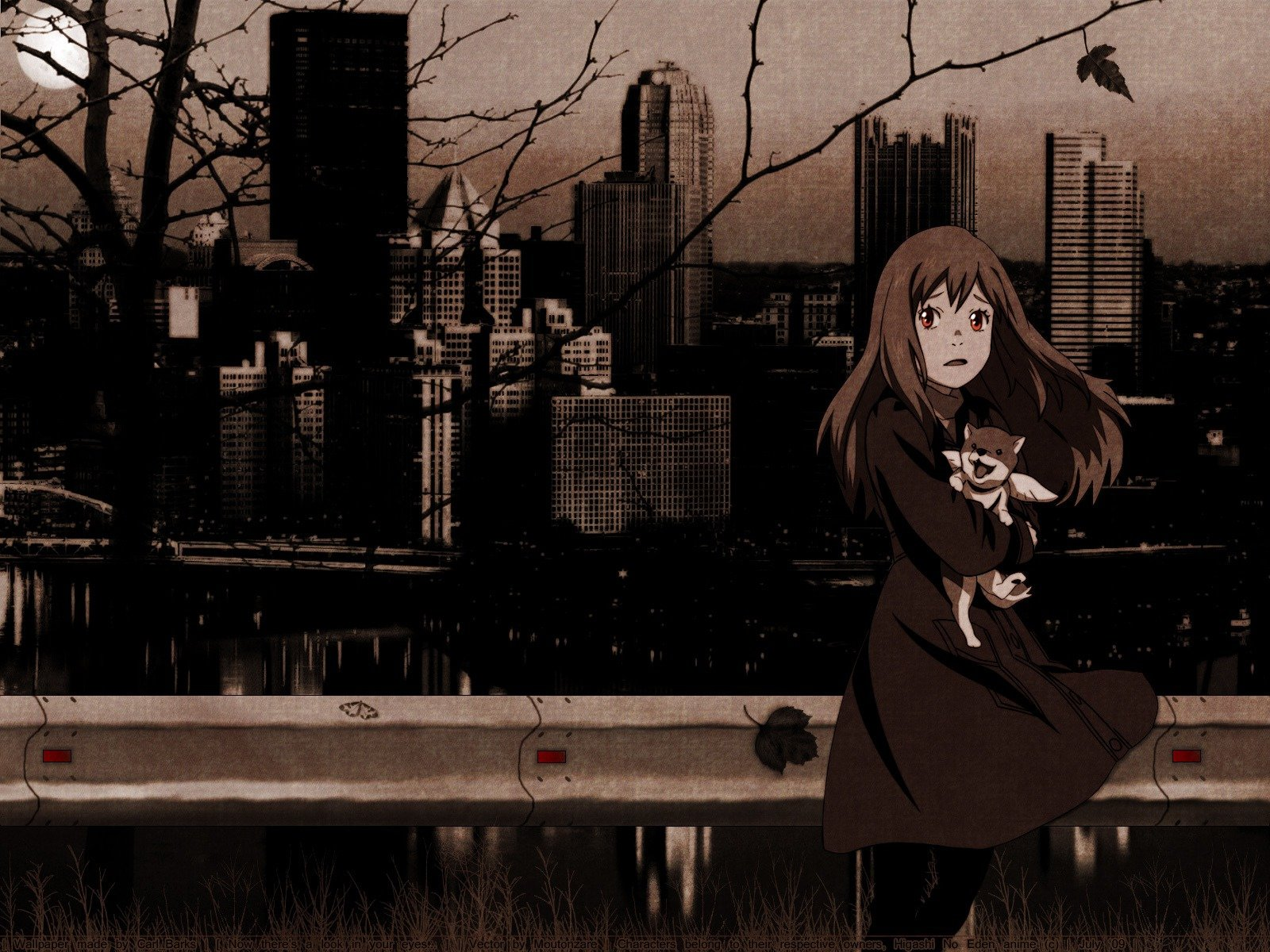 Awesome Eden Of The East free background ID:383881 for hd 1600x1200 desktop
