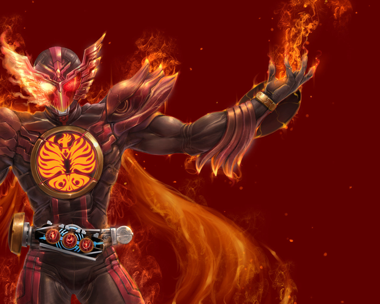 Free Kamen Rider Ooo high quality wallpaper ID:340185 for hd 1280x1024 desktop