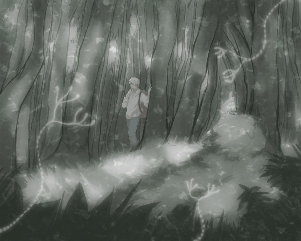 Awesome Mushishi free wallpaper ID:457675 for hd 1280x1024 PC