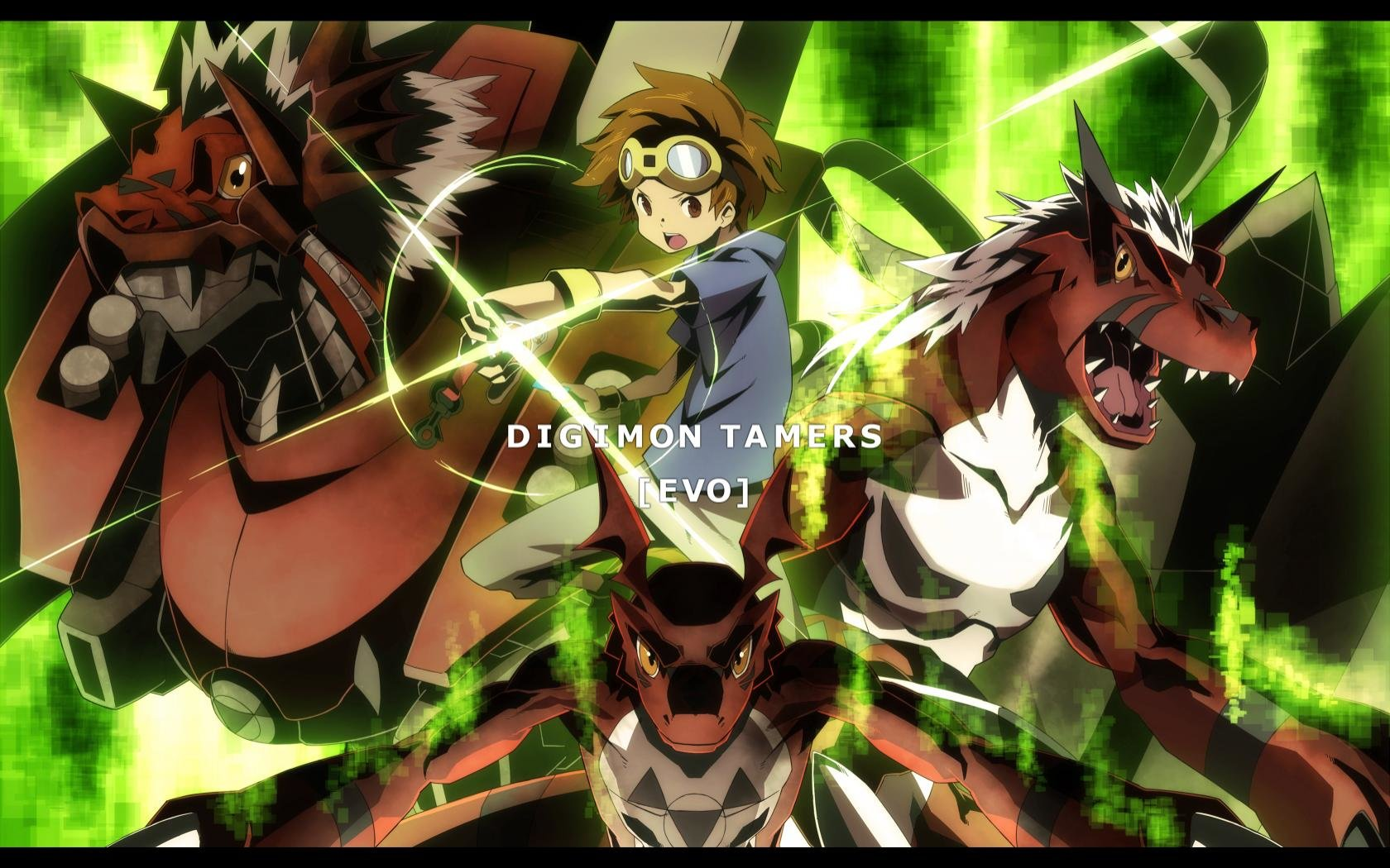 High resolution Digimon hd 1680x1050 wallpaper ID:380195 for computer