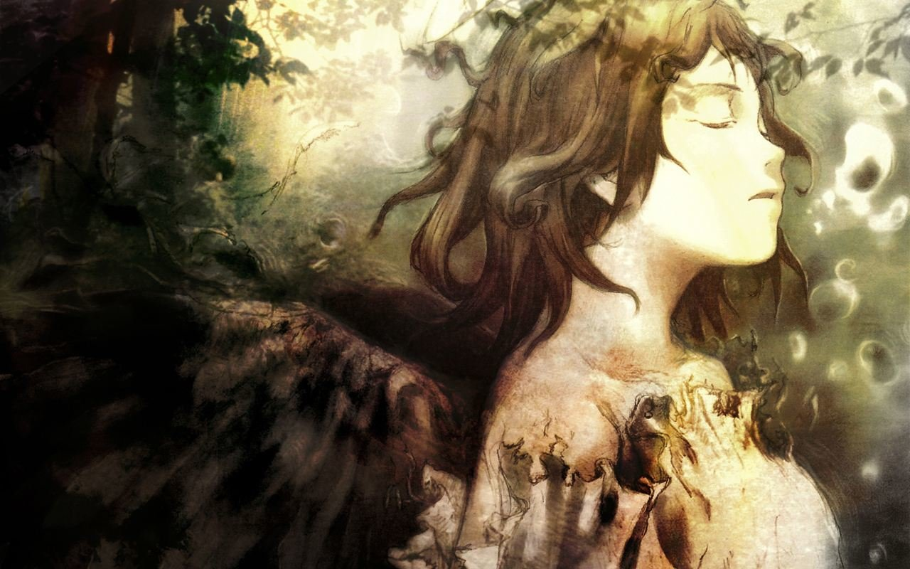 Awesome Haibane Renmei free background ID:467854 for hd 1280x800 desktop