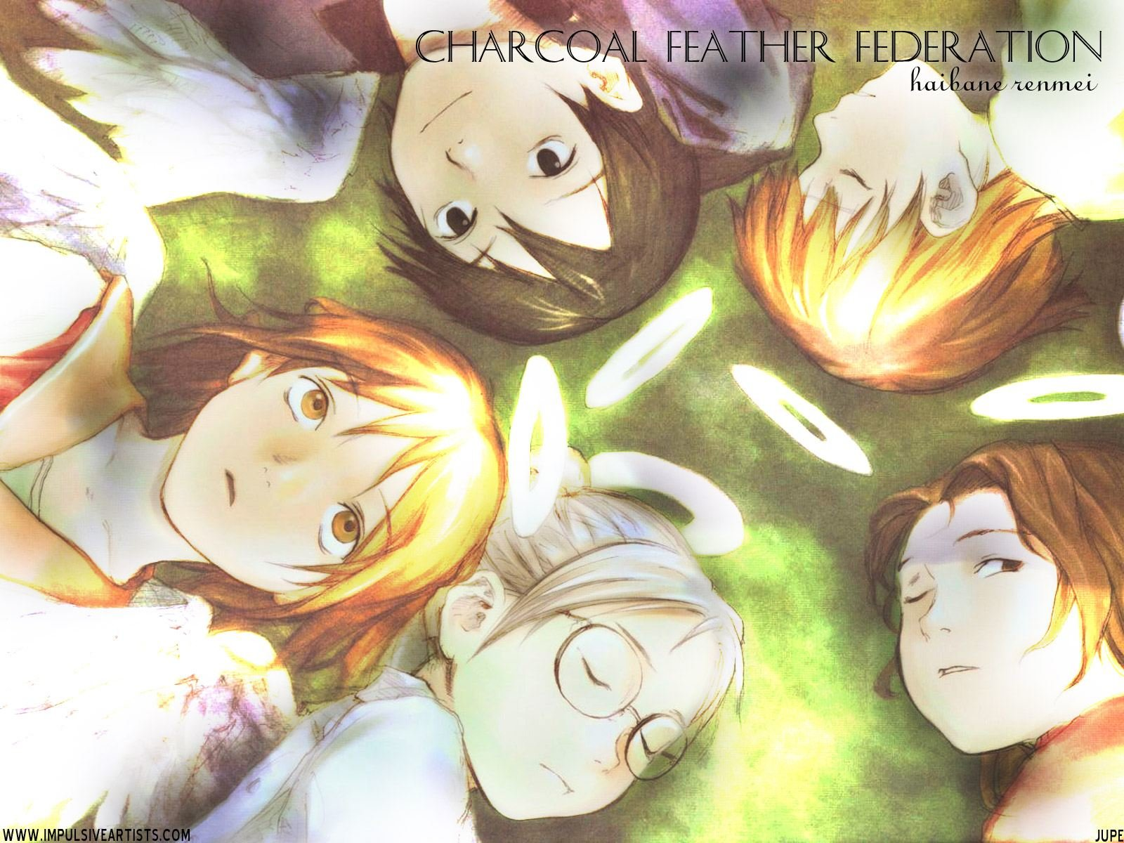 Best Haibane Renmei background ID:467855 for High Resolution hd 1600x1200 desktop