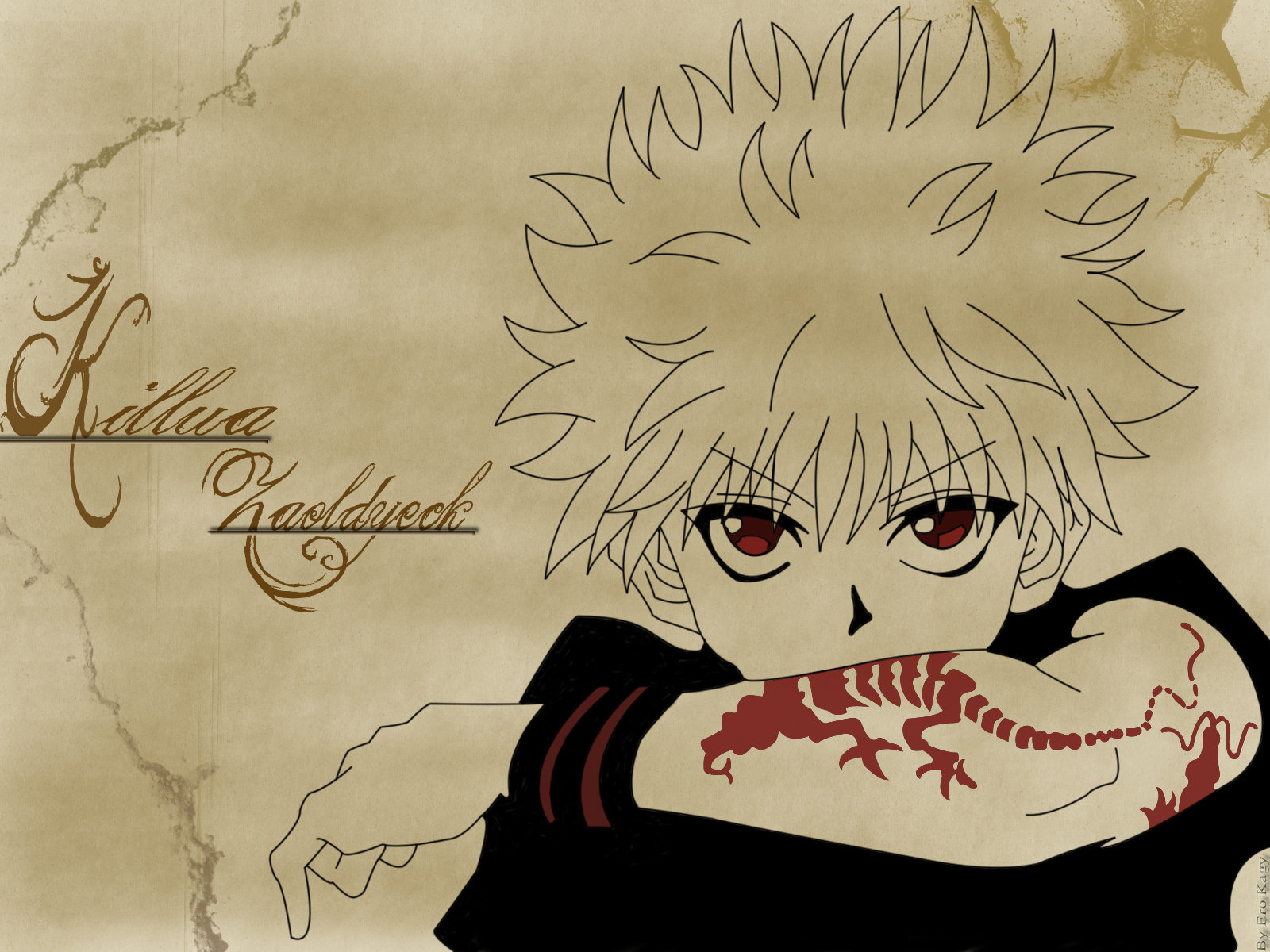 Awesome Killua Zoldyck free background ID:10852 for hd 1600x1200 desktop
