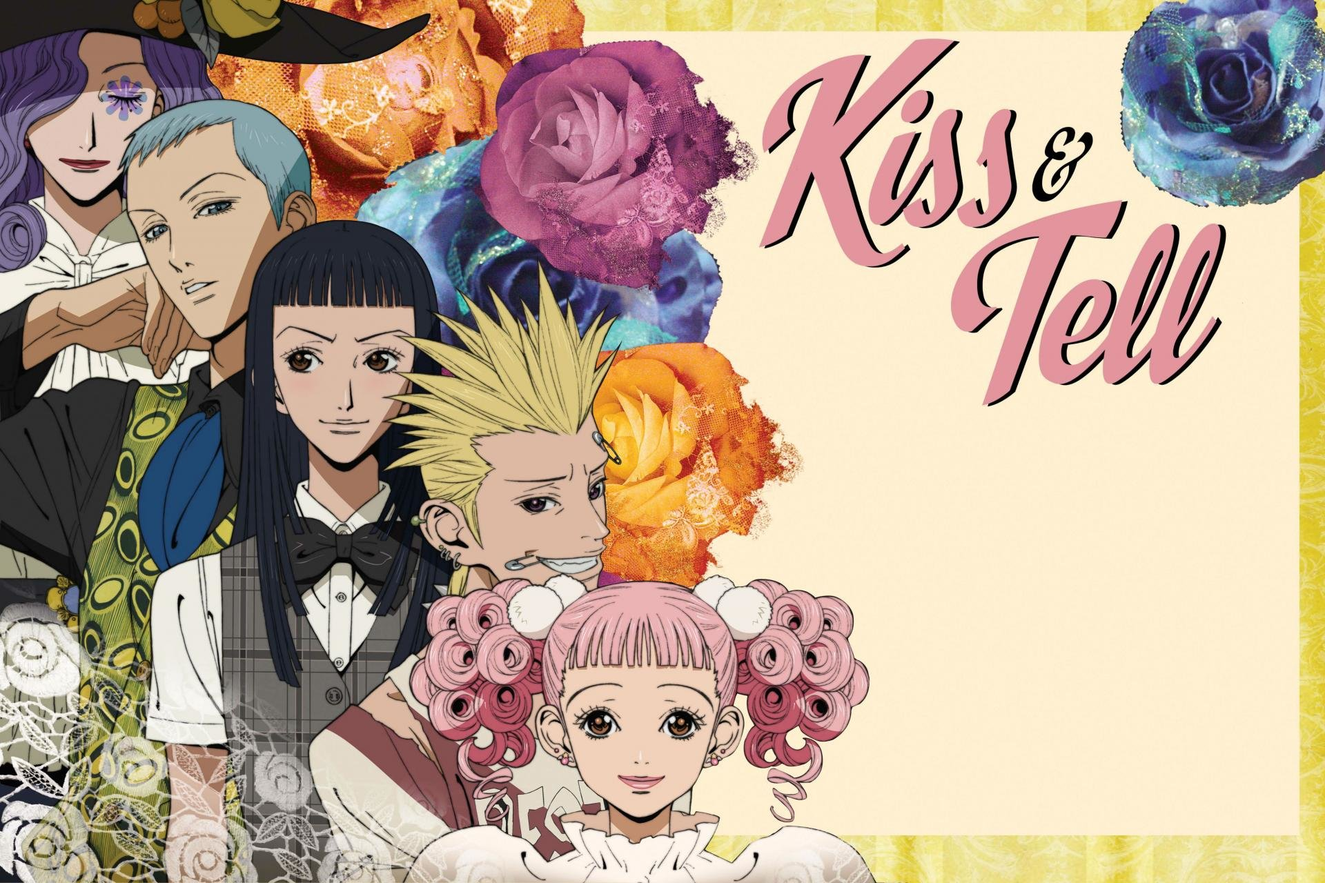 Free Paradise Kiss high quality wallpaper ID:162308 for hd 1920x1280 computer